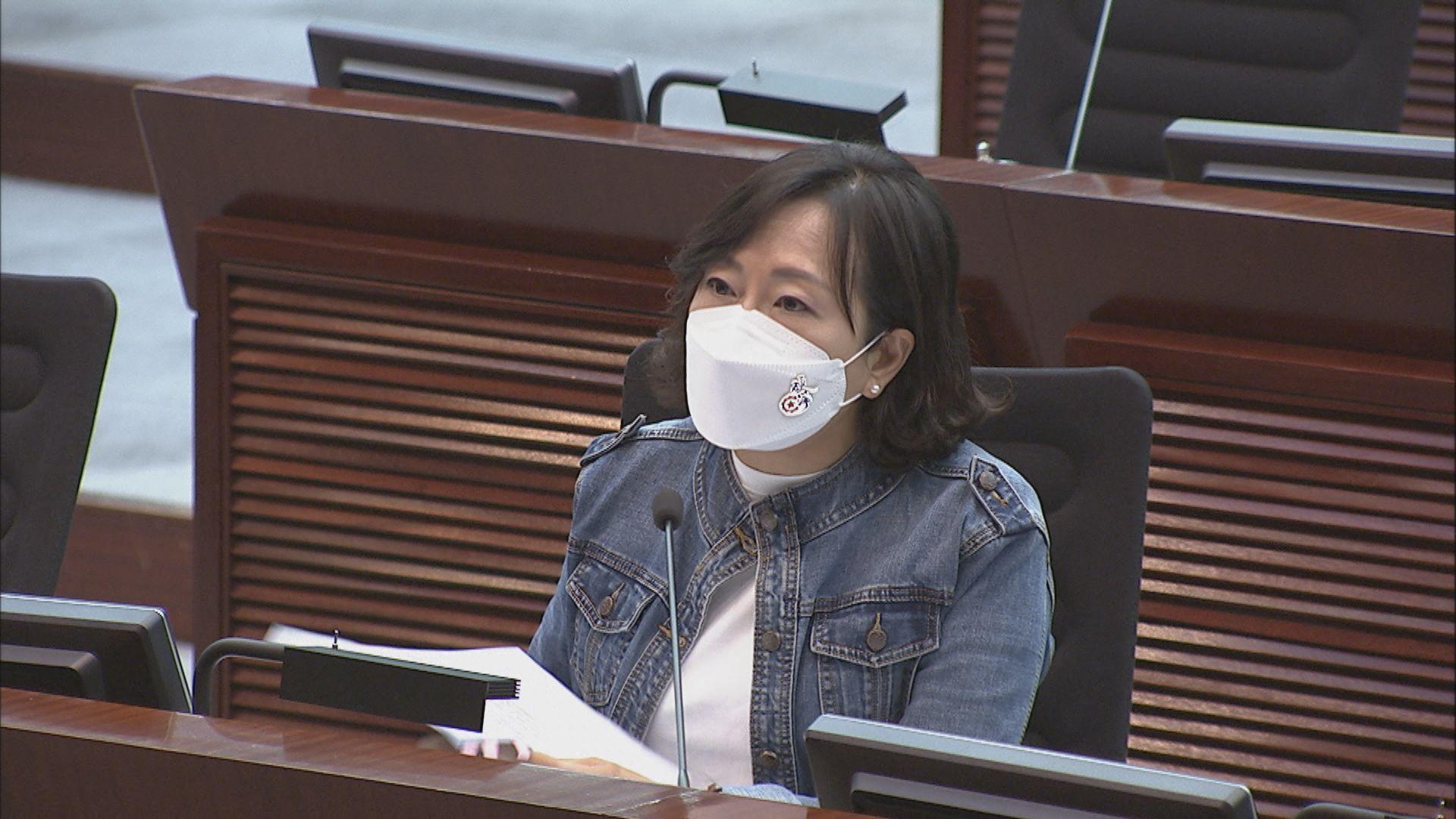 麥美娟提修訂保護海港條例 黃偉綸指要與社會共議