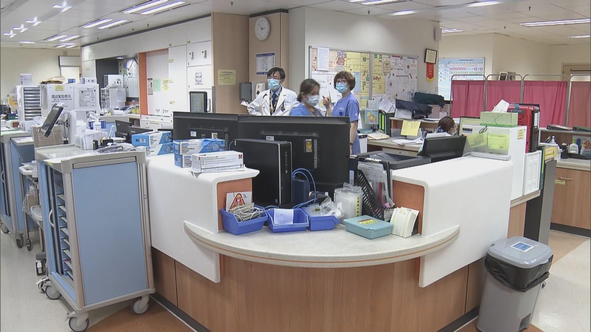 醫生註冊修訂條例恢復二讀 陳沛然批修例打擊專業自主