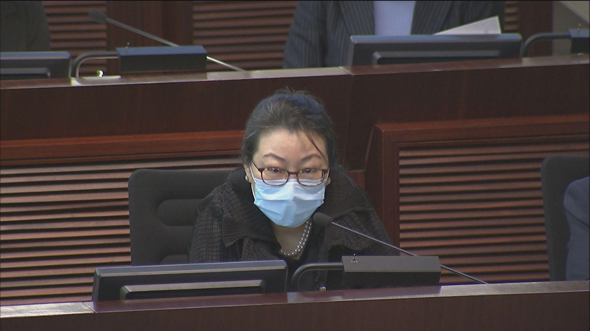 鄭若驊︰研增外判人手處理反修例案件