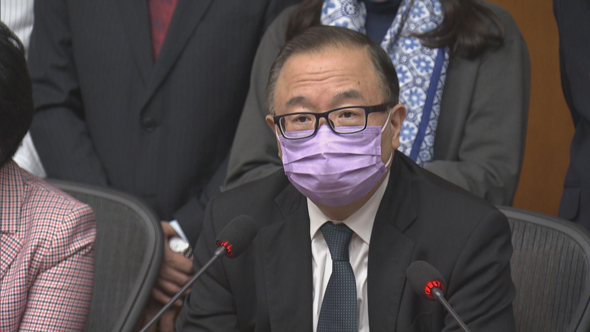 廖長江:民主派議員應留下當「忠誠反對派」