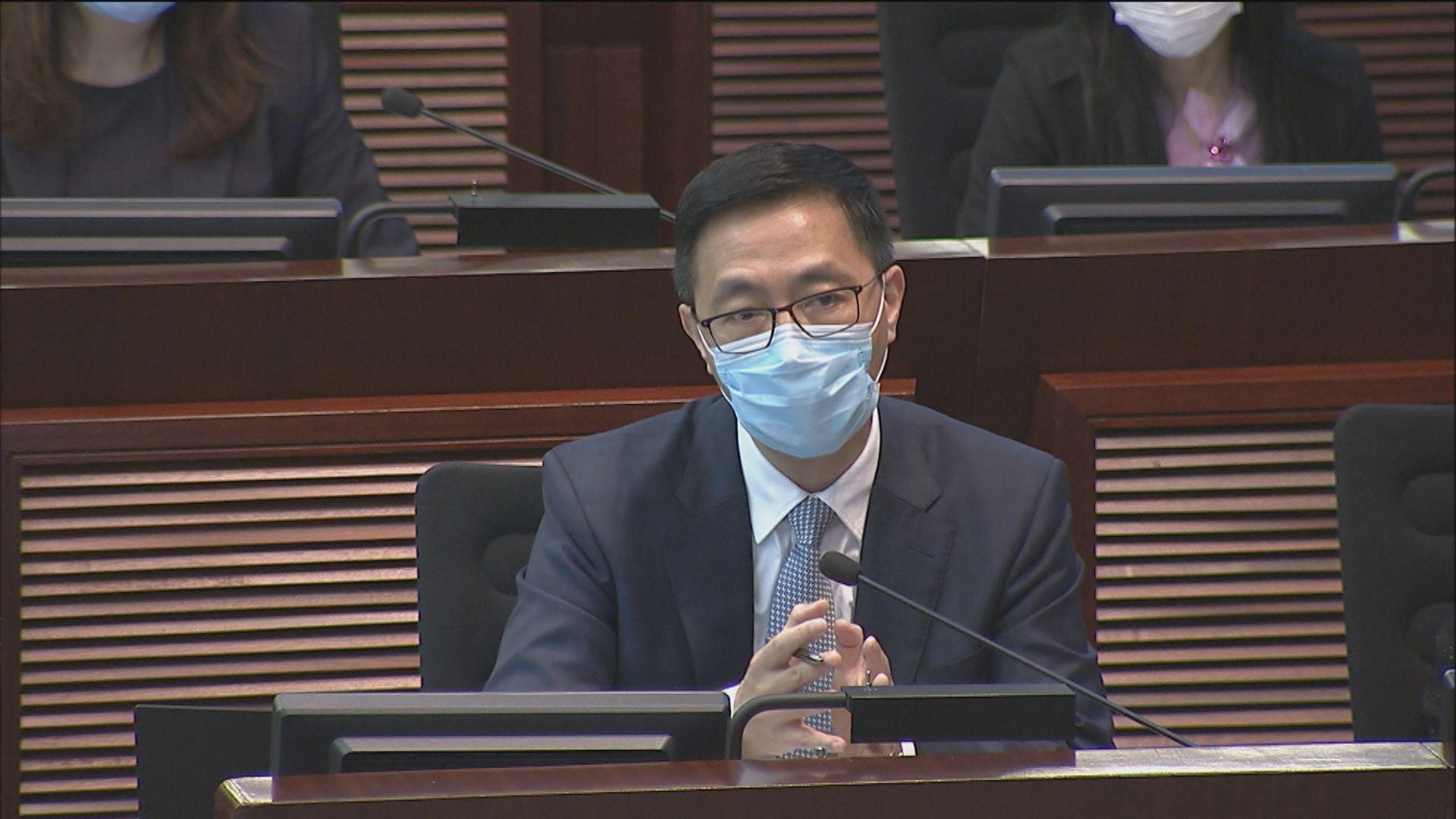 楊潤雄:仍以24日開考DSE為目標 要視乎疫情發展