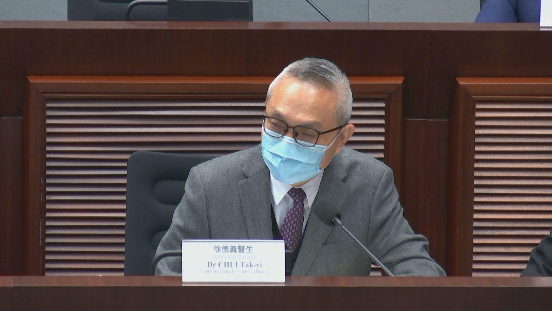 立會討論防疫及復甦經濟措施 有議員要求再派錢