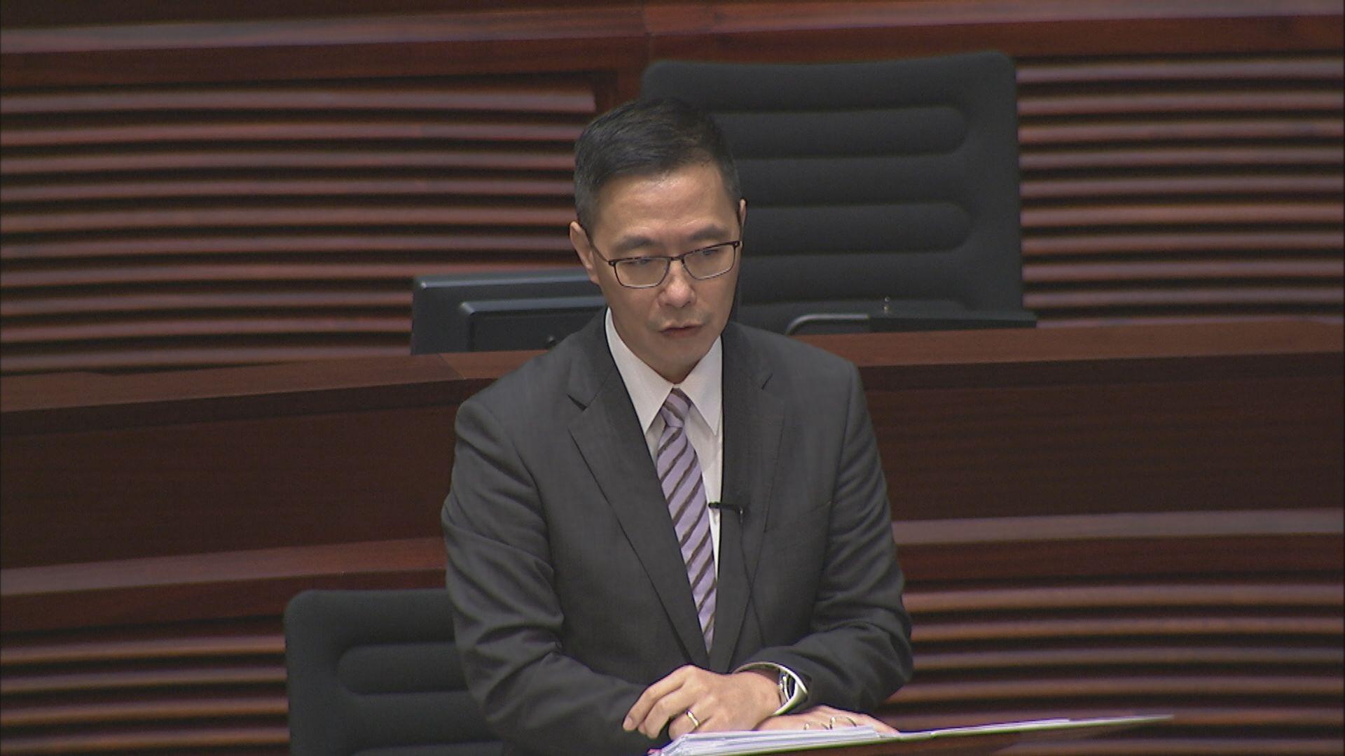 楊潤雄:大專院校有自主權處理校園示威衝突