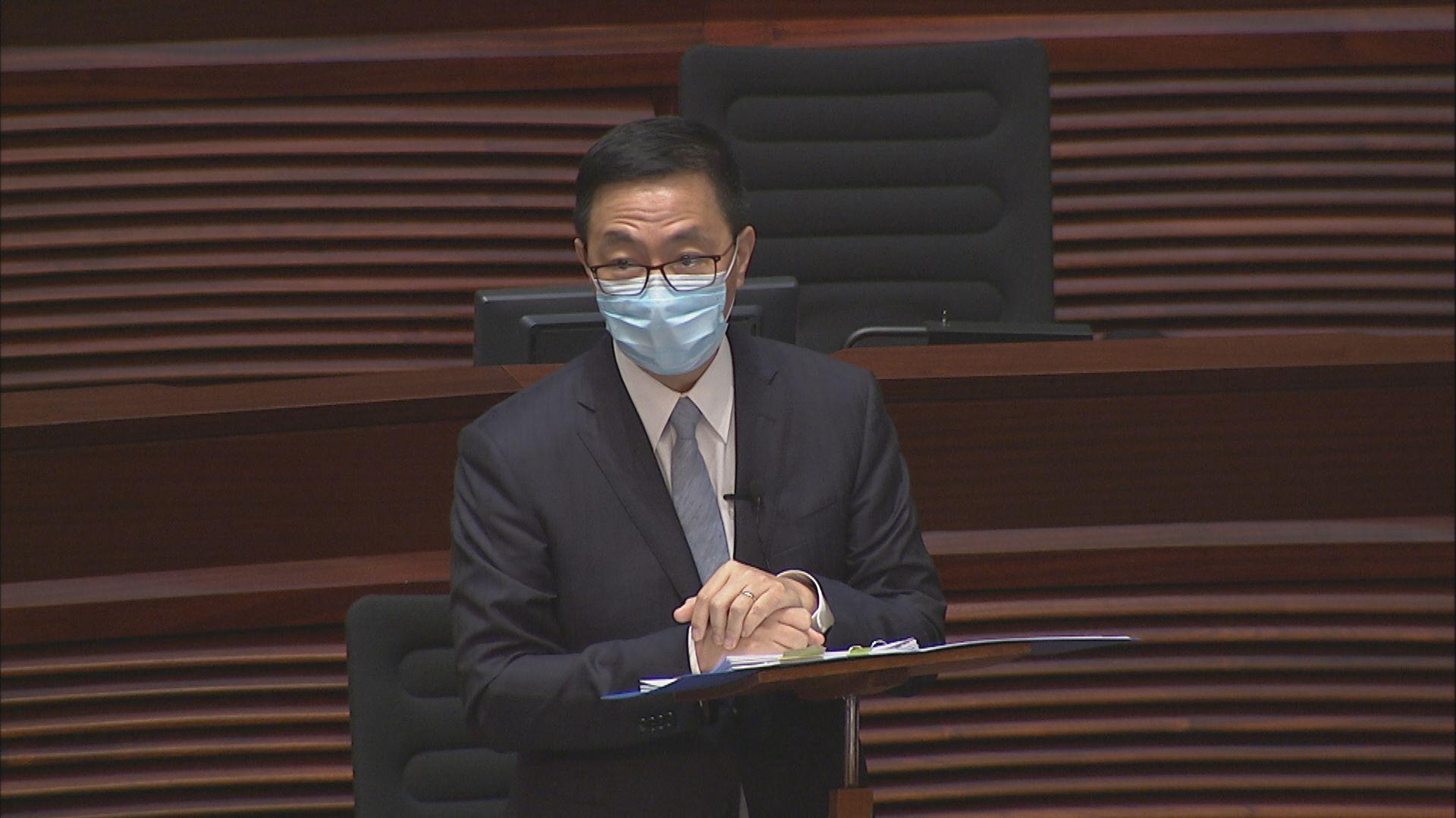 楊潤雄:教育局給被取消註冊教師足夠書面申訴機會