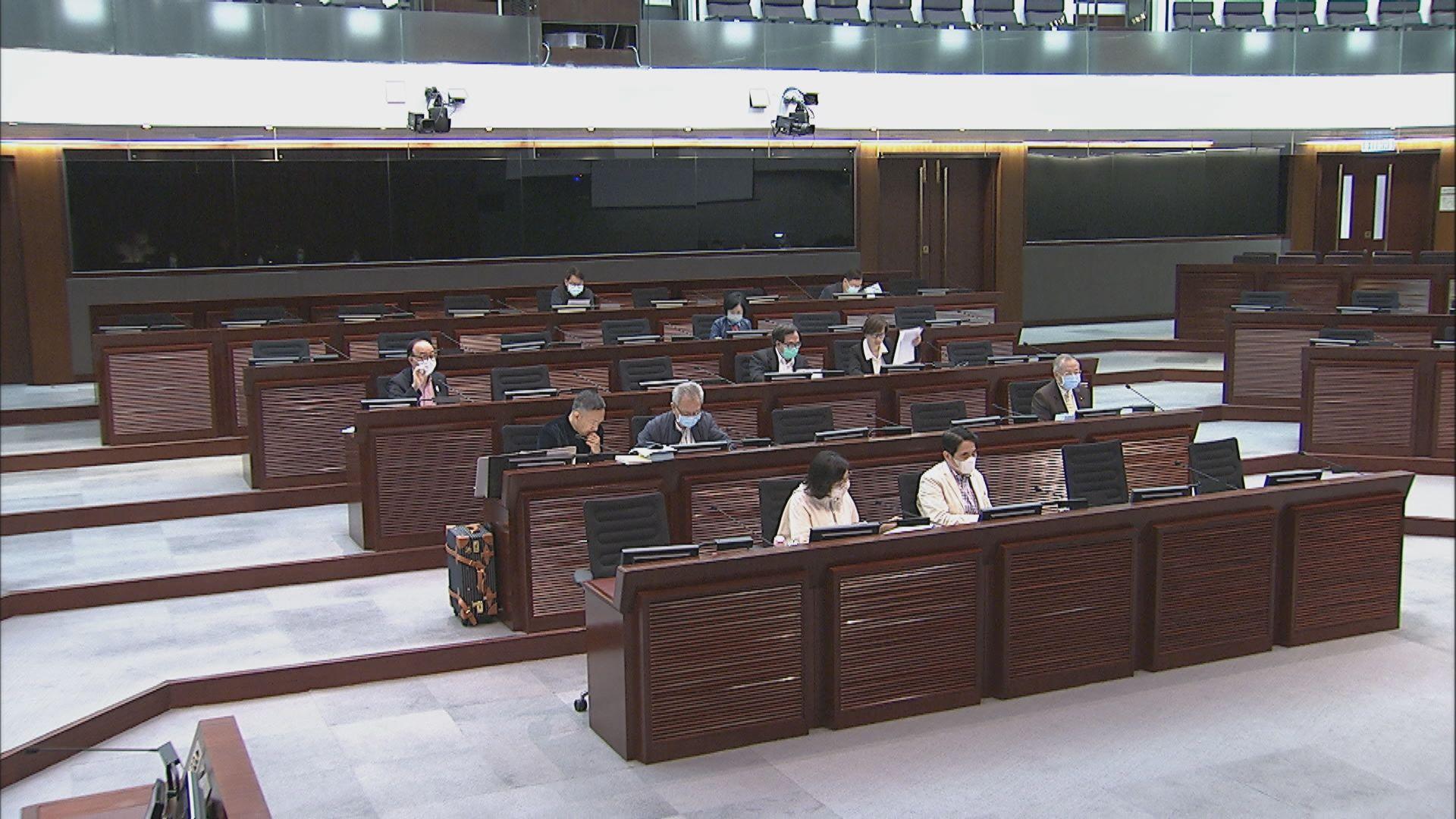 修改選舉制度 多名議員關注部分團體被剔出選民名單