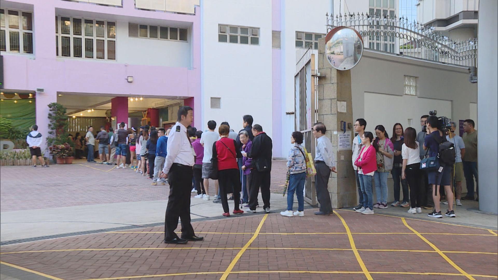 修改選舉制度 有議員質疑政府訂定選民資格的準則