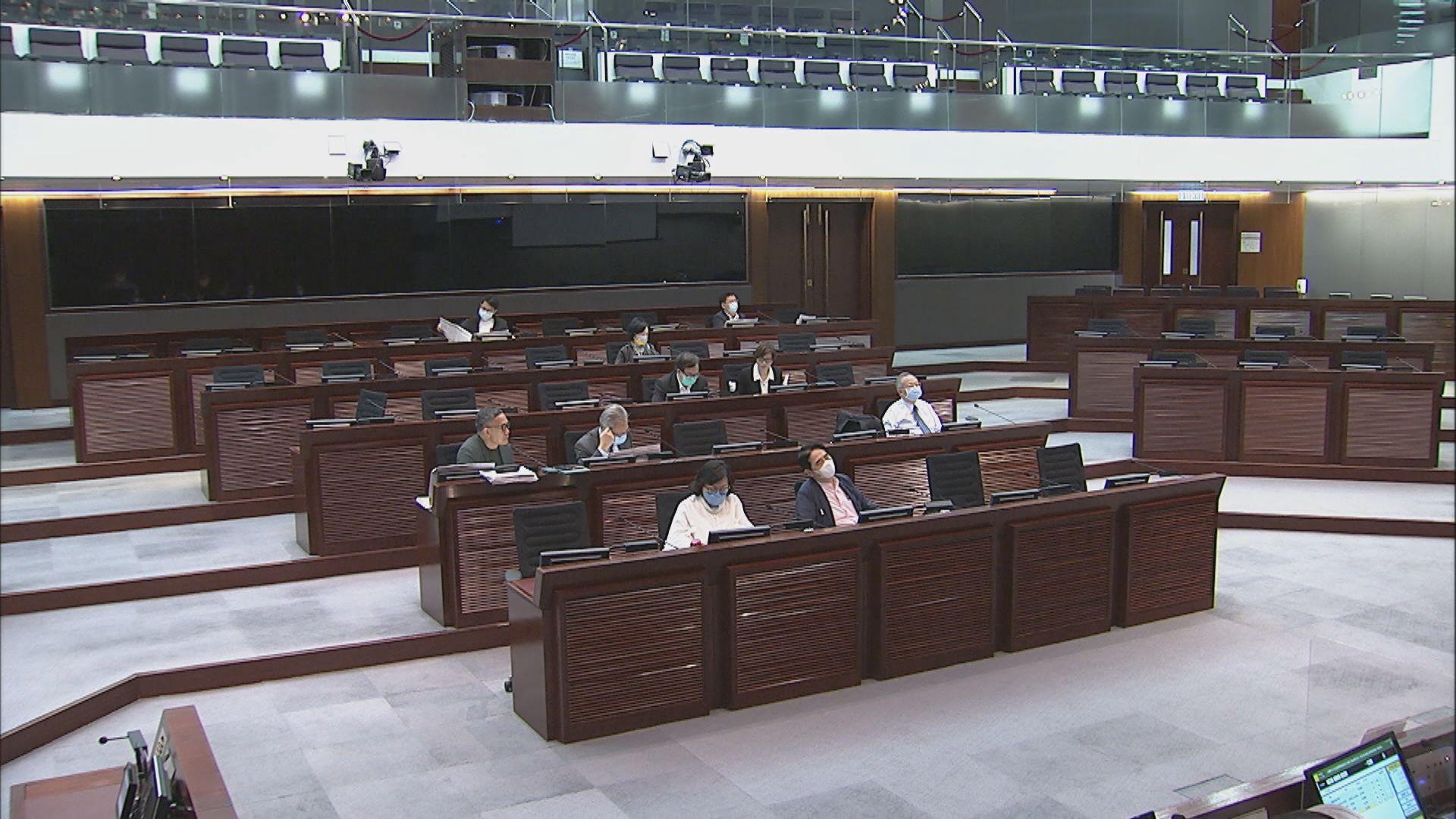 議員指拒借選舉場地罰款過輕 政府:重新檢視條文
