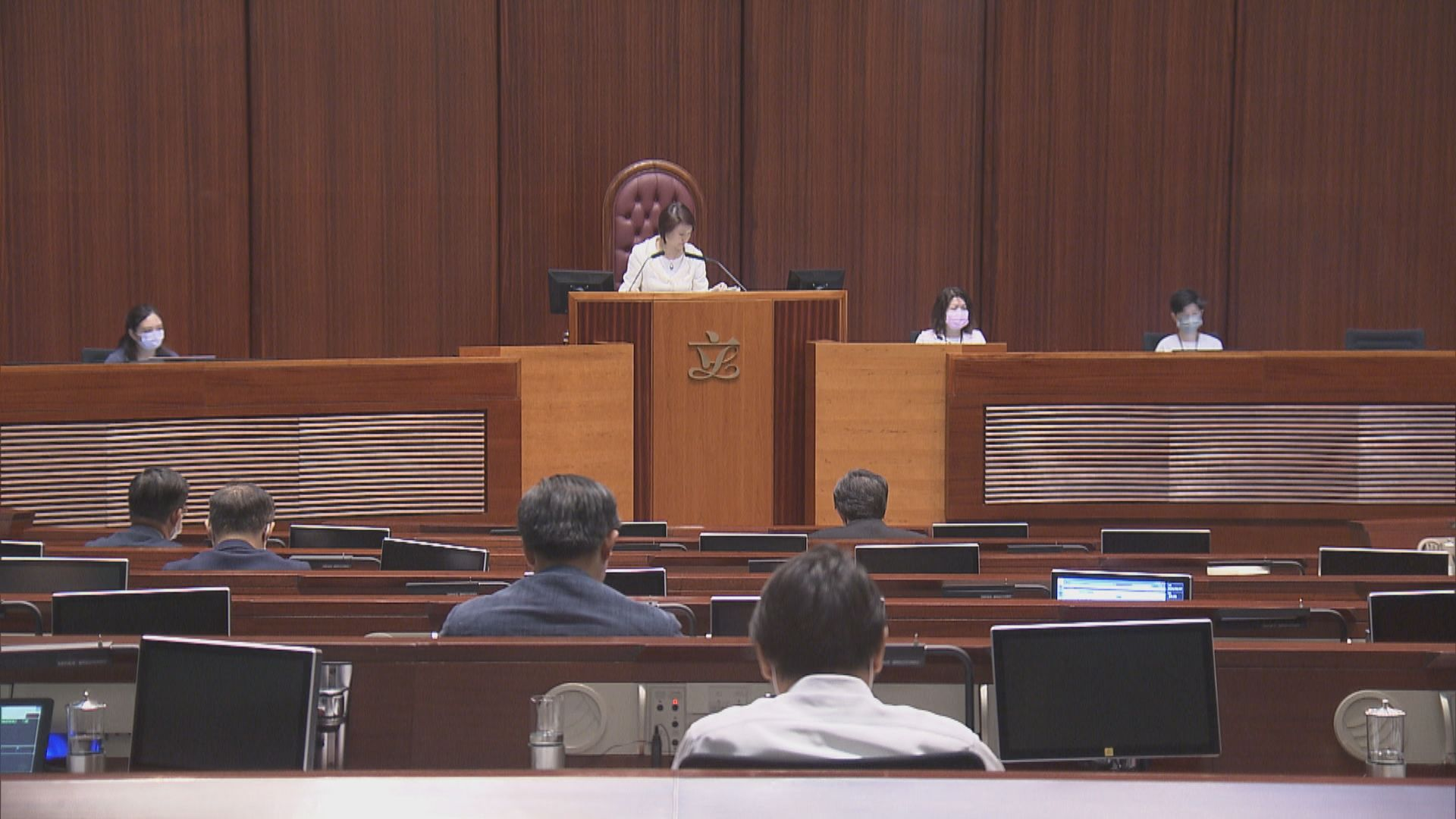 立法會二讀通過選舉修例 曾國衞:市民反應正面