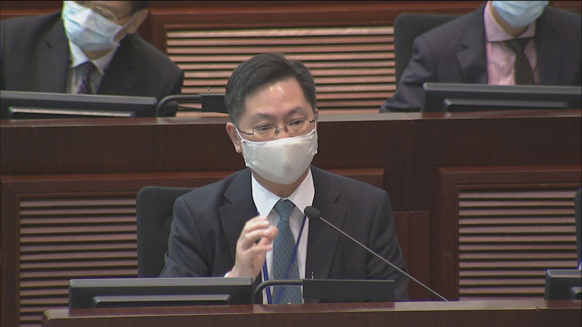 薛永恒:暫無證據指銅芯抗疫口罩採用的銅可滅新冠病毒