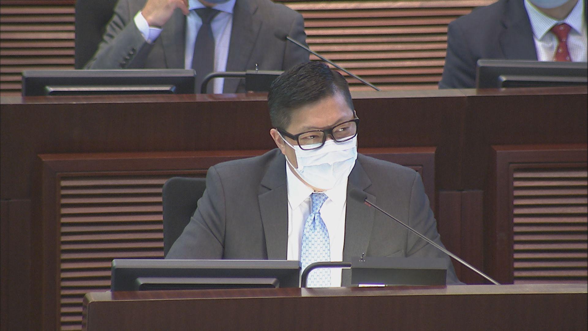 鄧炳強:必定檢控以假新聞煽動仇恨