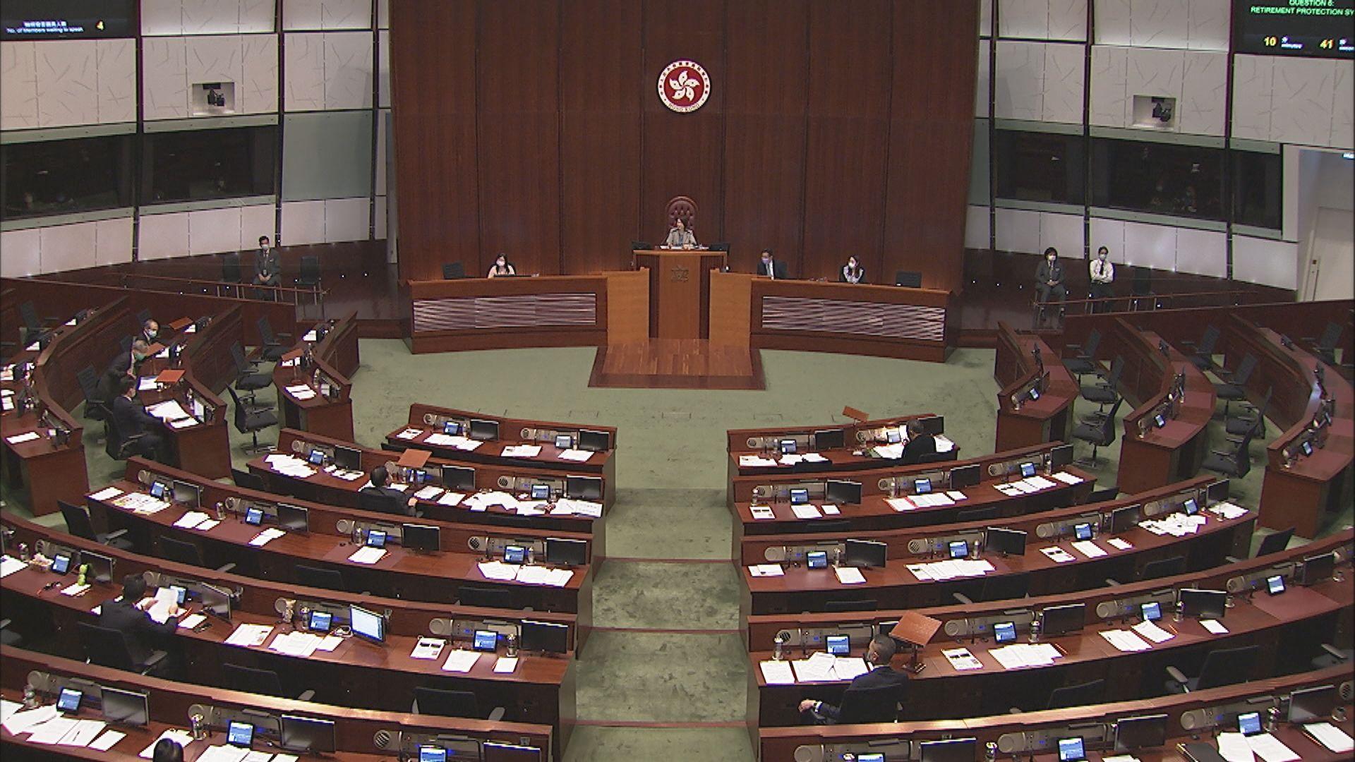 立法會三讀通過電檢修訂條例草案 規定需考慮上映會否不利國家安全