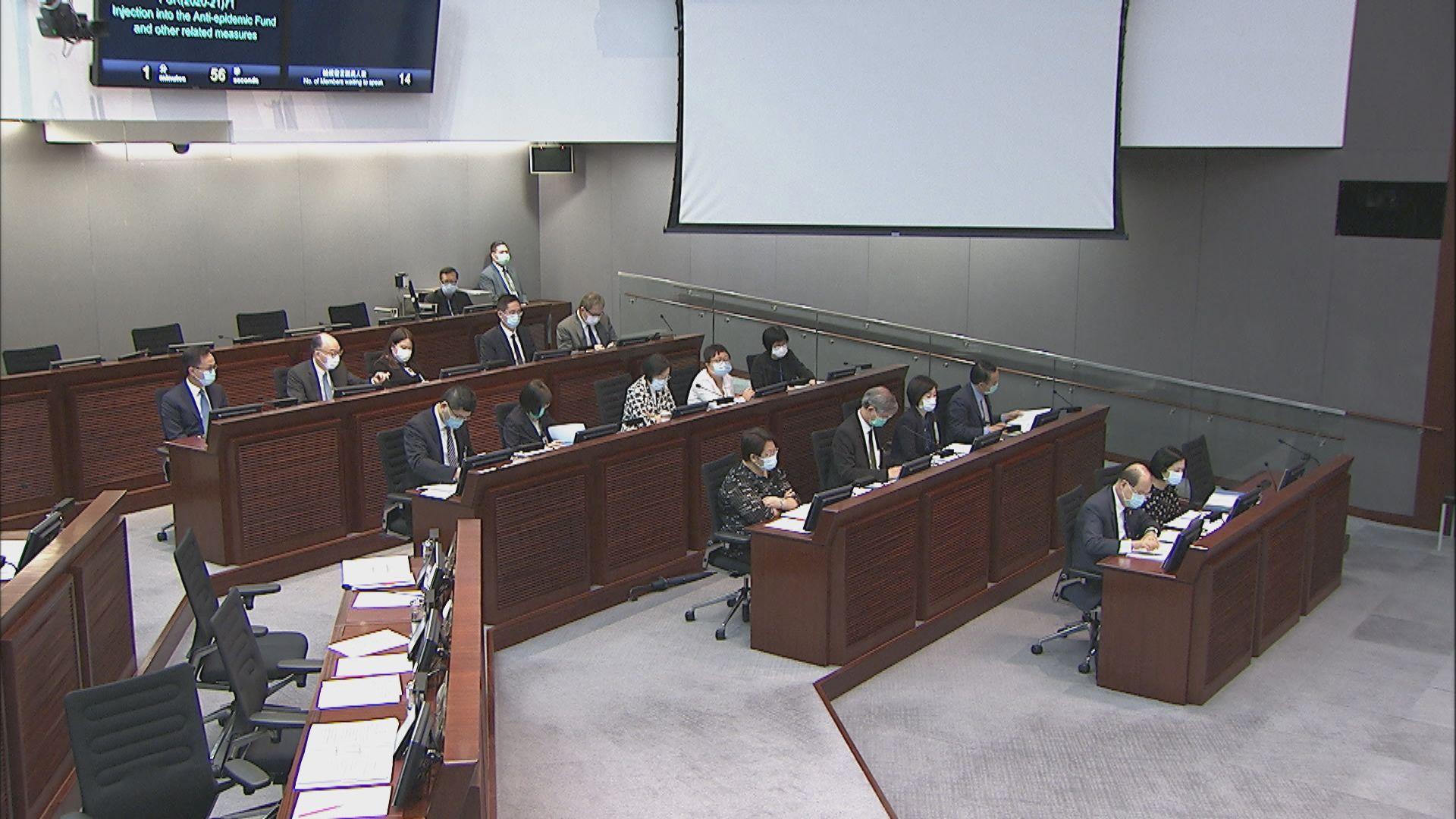 財委會通過第三輪防疫抗疫基金撥款申請