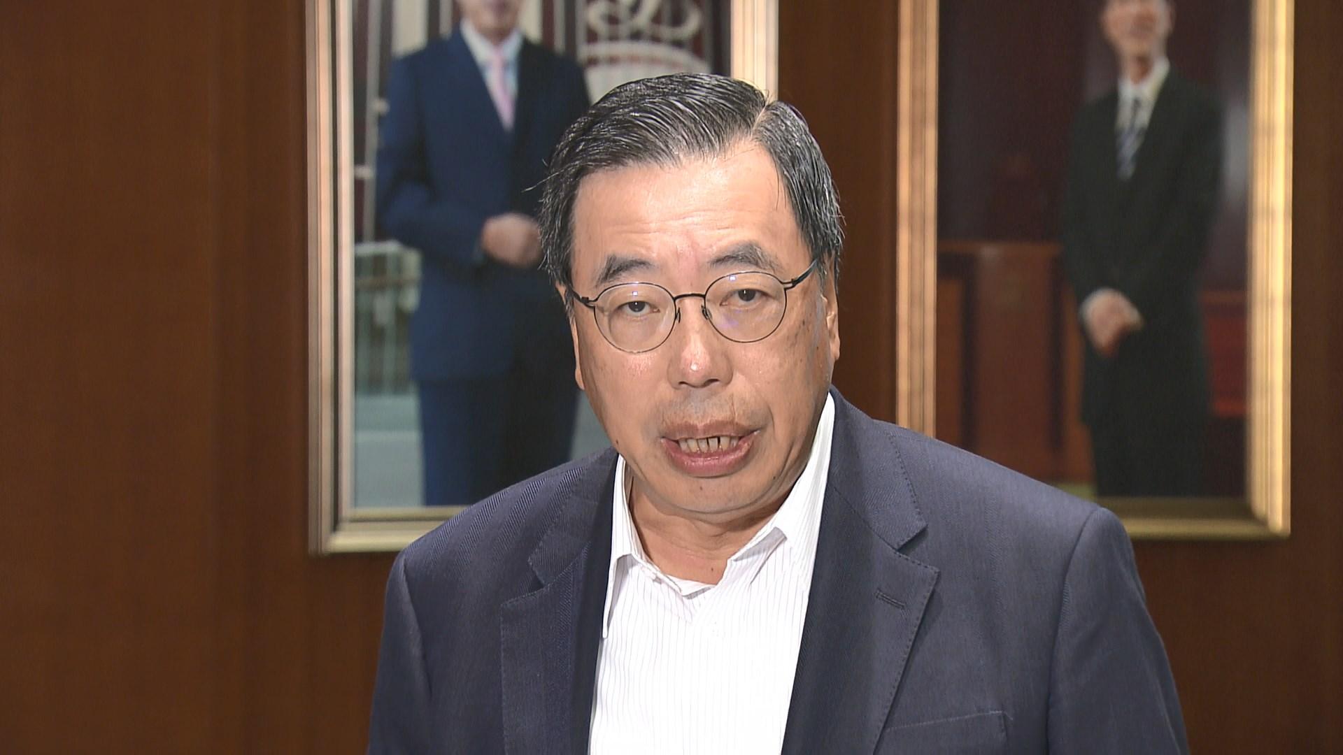 梁君彥:寬鬆處理批逃犯條例153項修正案