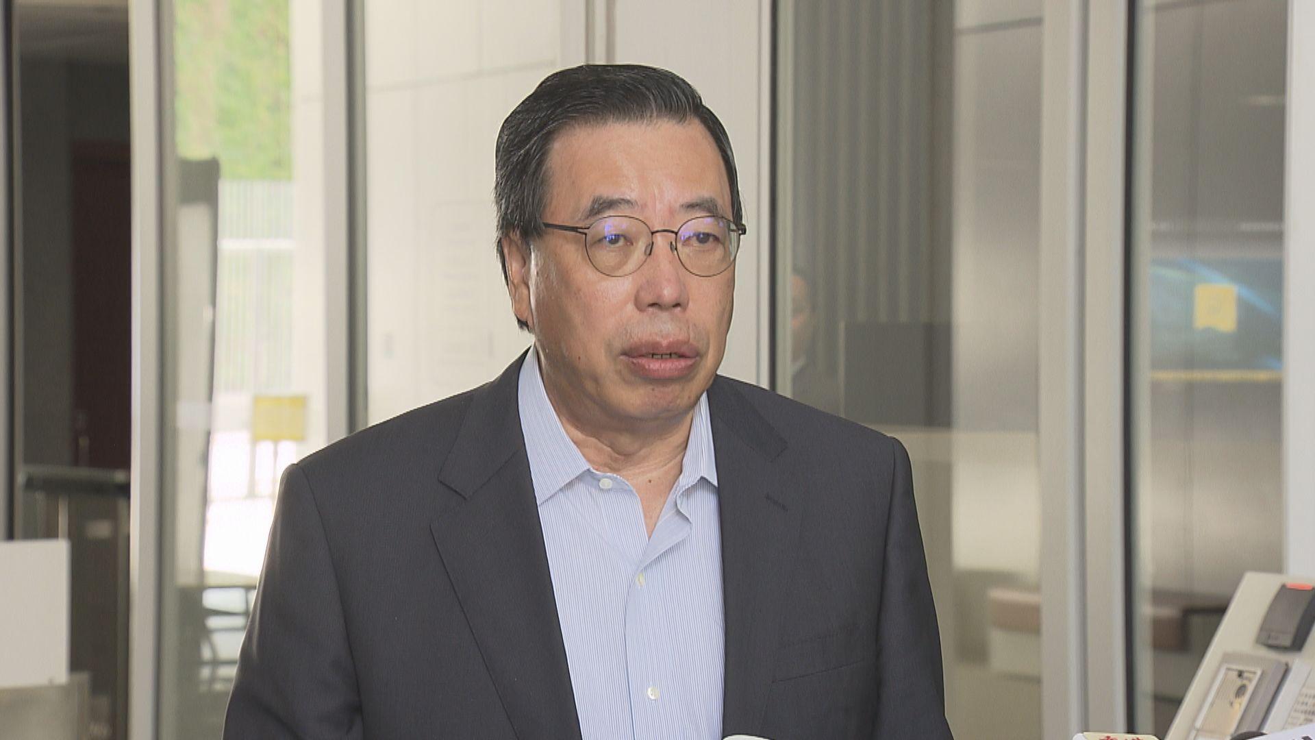 內會未選出主席 梁君彥:深感失望及遺憾
