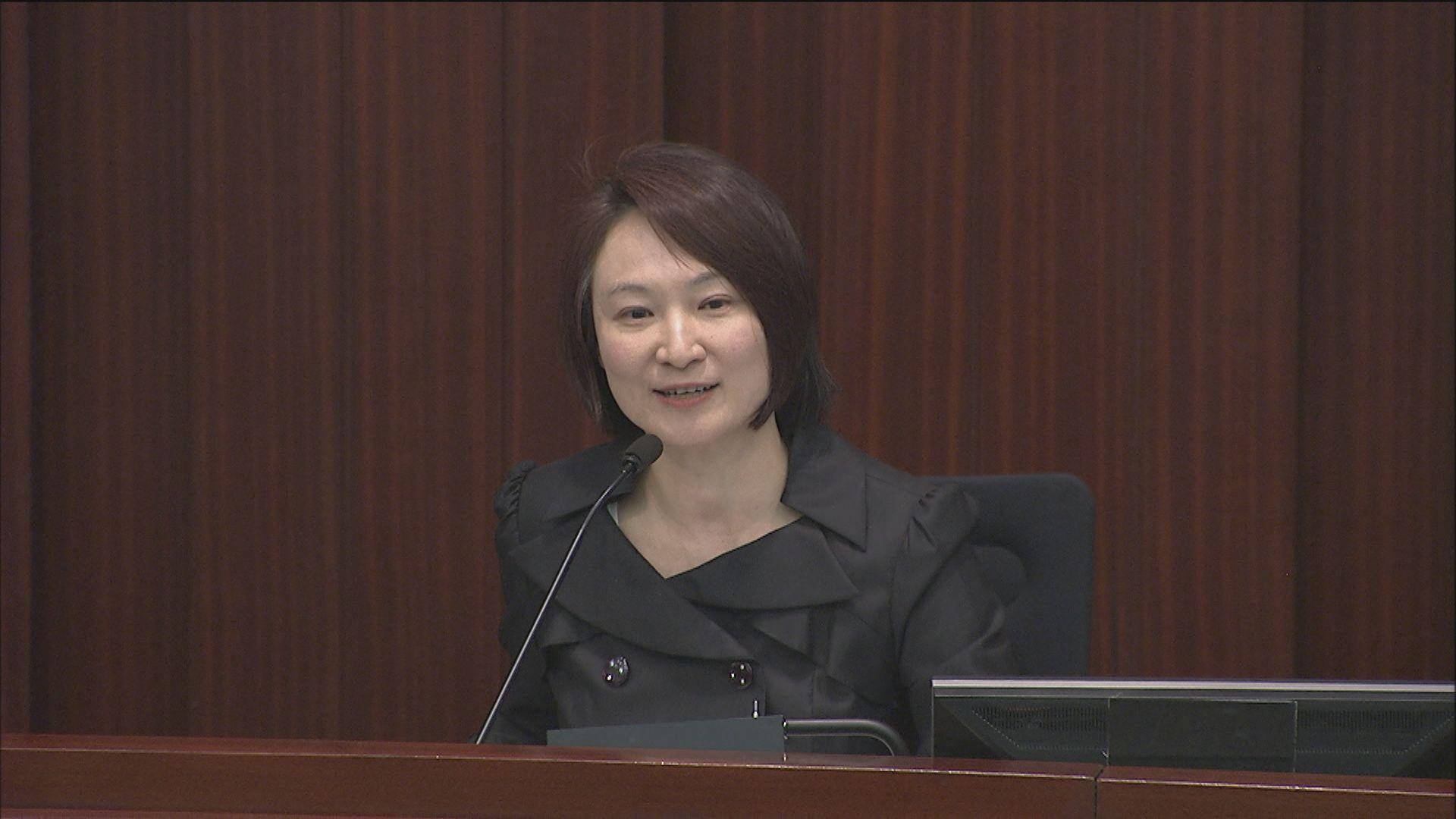 多名民主派質疑李慧琼周六召開會議不合程序