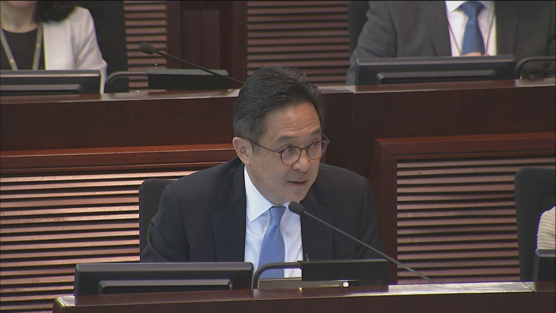 陳維安:現時環境仍安全 內會可如常開會