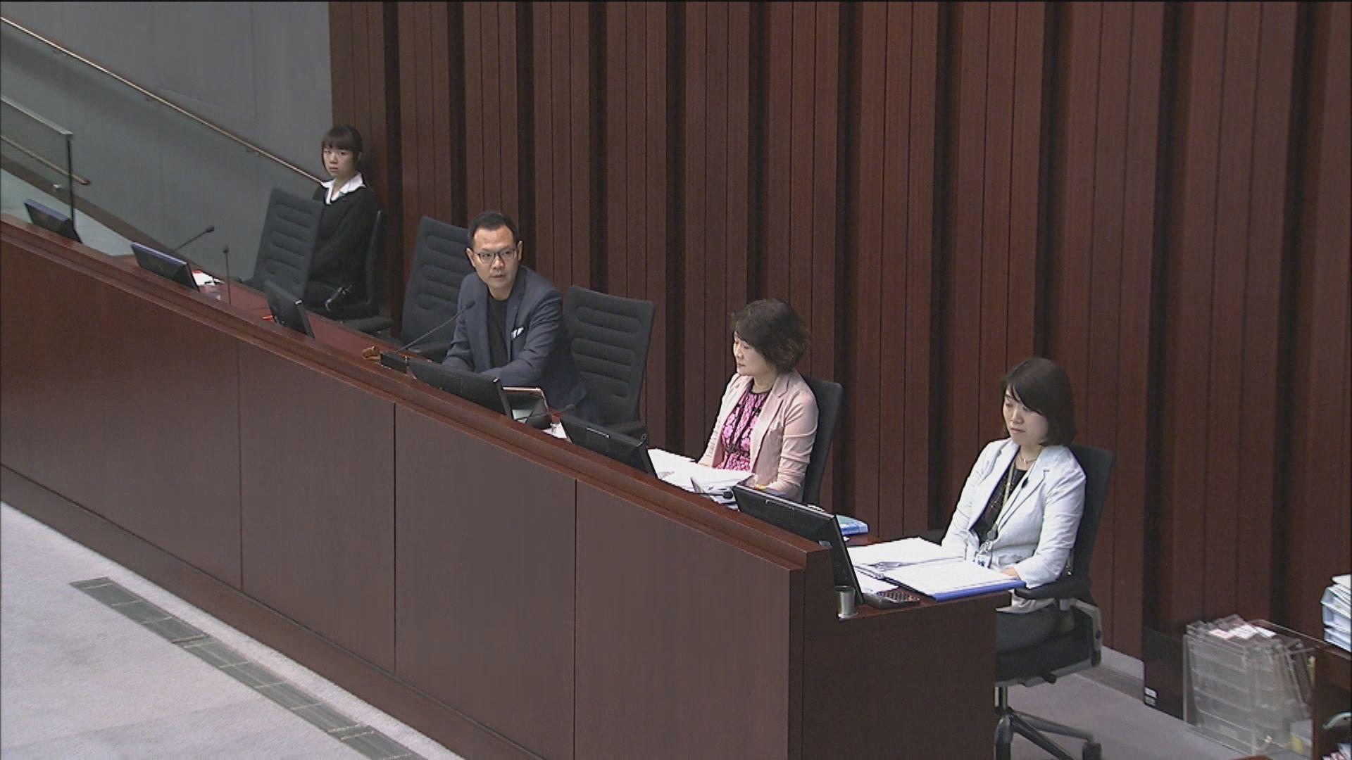 內會再開特別會議 仍未選出正副主席