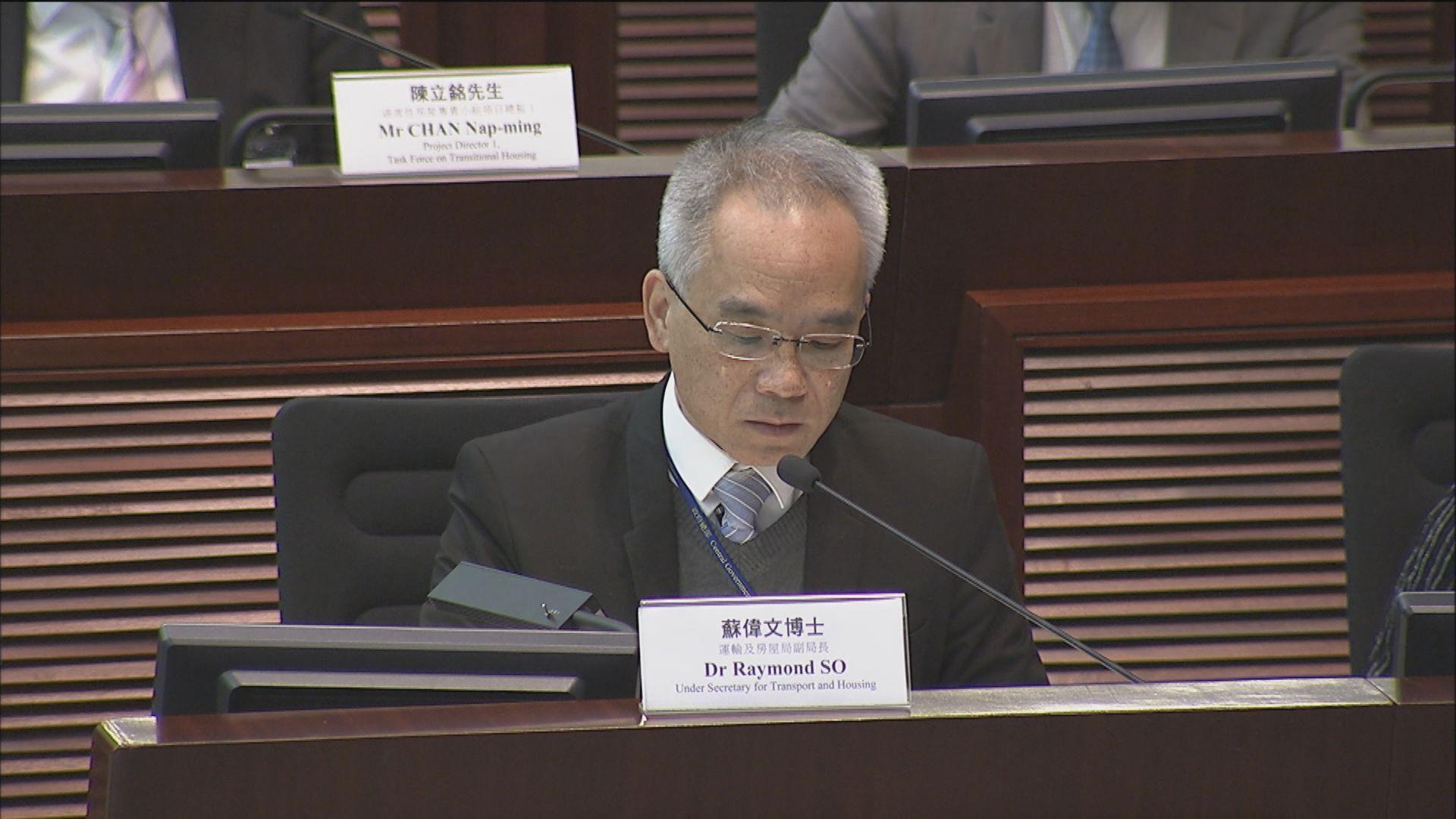 蘇偉文:設劏房租管是複雜及極具爭議