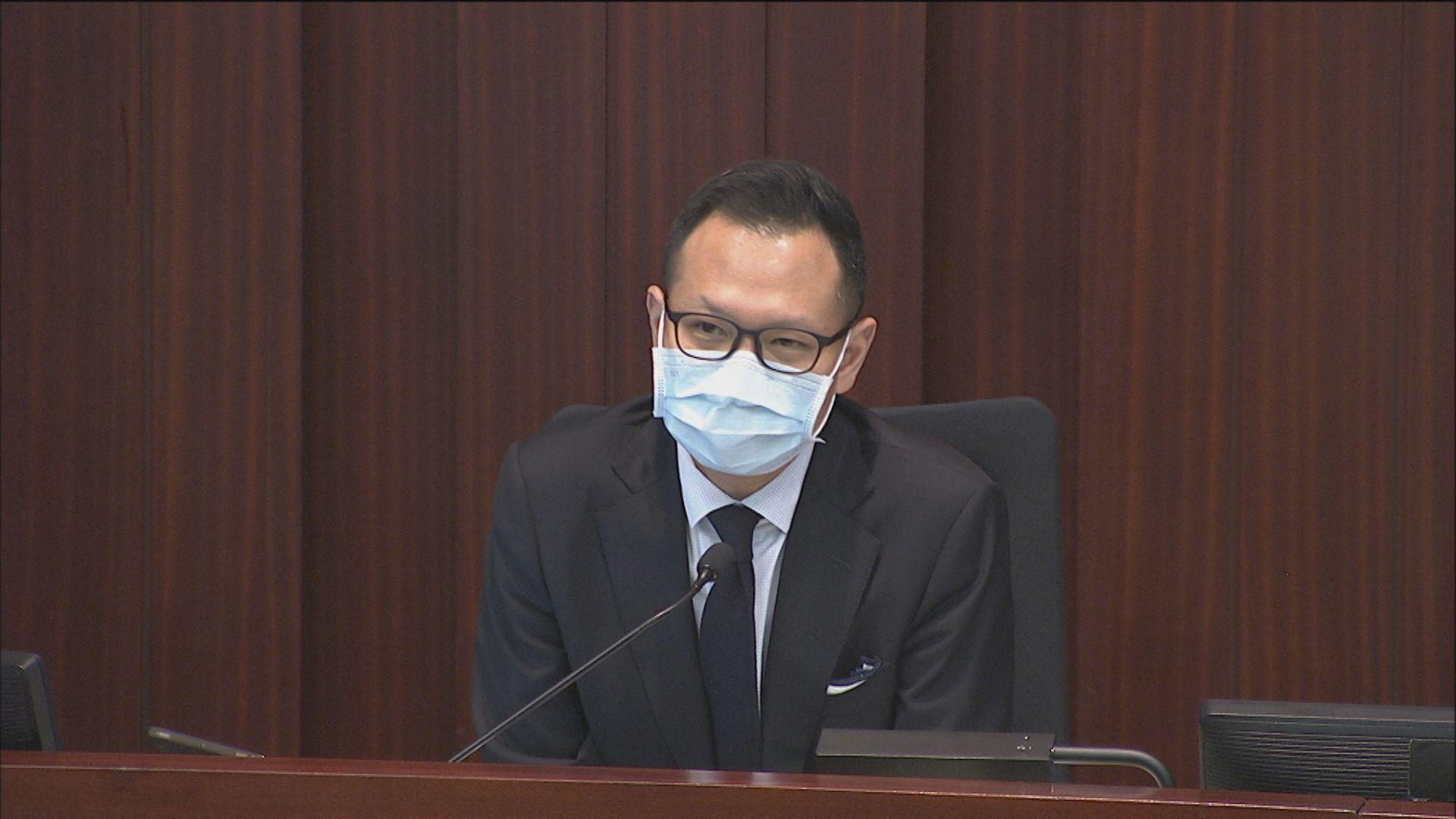 內會再次未能選主席 郭榮鏗驅四建制議員離場