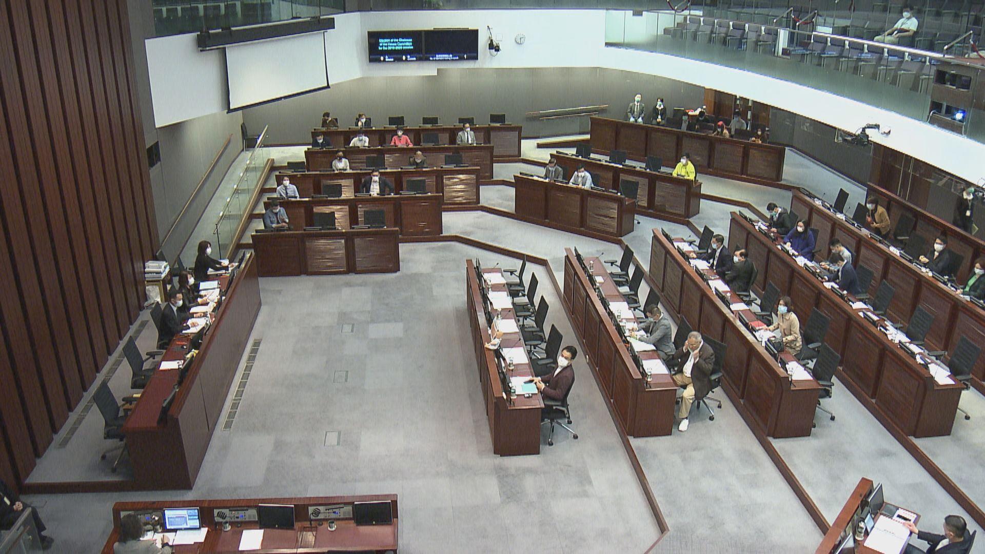 梁君彥:法律意見指李慧琼仍有內會主席權力 可處理積壓議程