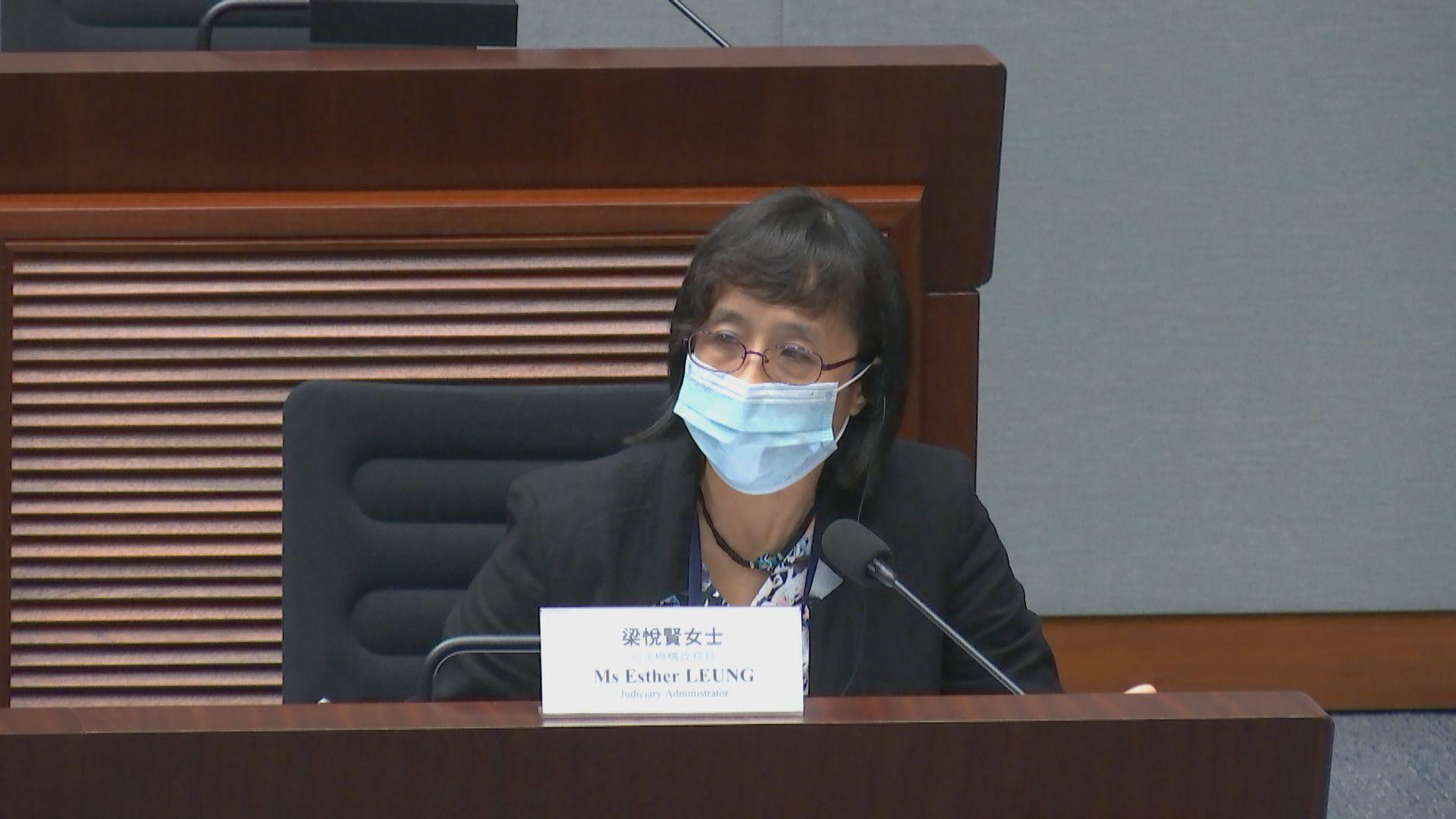 公眾參與審視法官投訴 司法機構:委員以法官為大多數