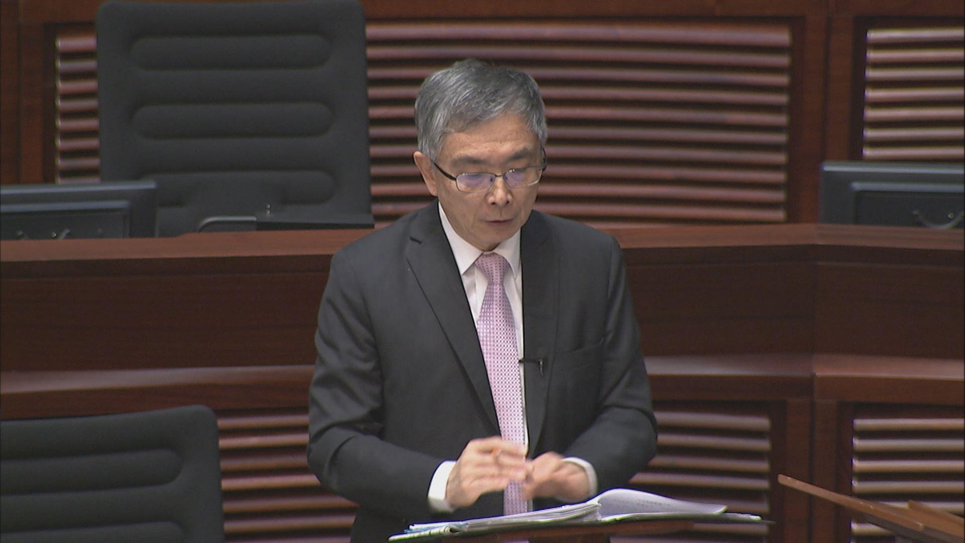 劉怡翔:未見有明顯資金和人才流出