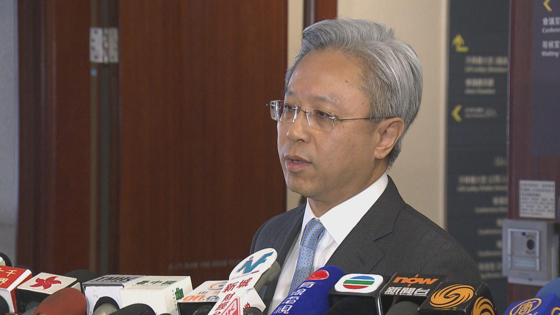 羅智光認為警隊加薪開支分開表決並不合理