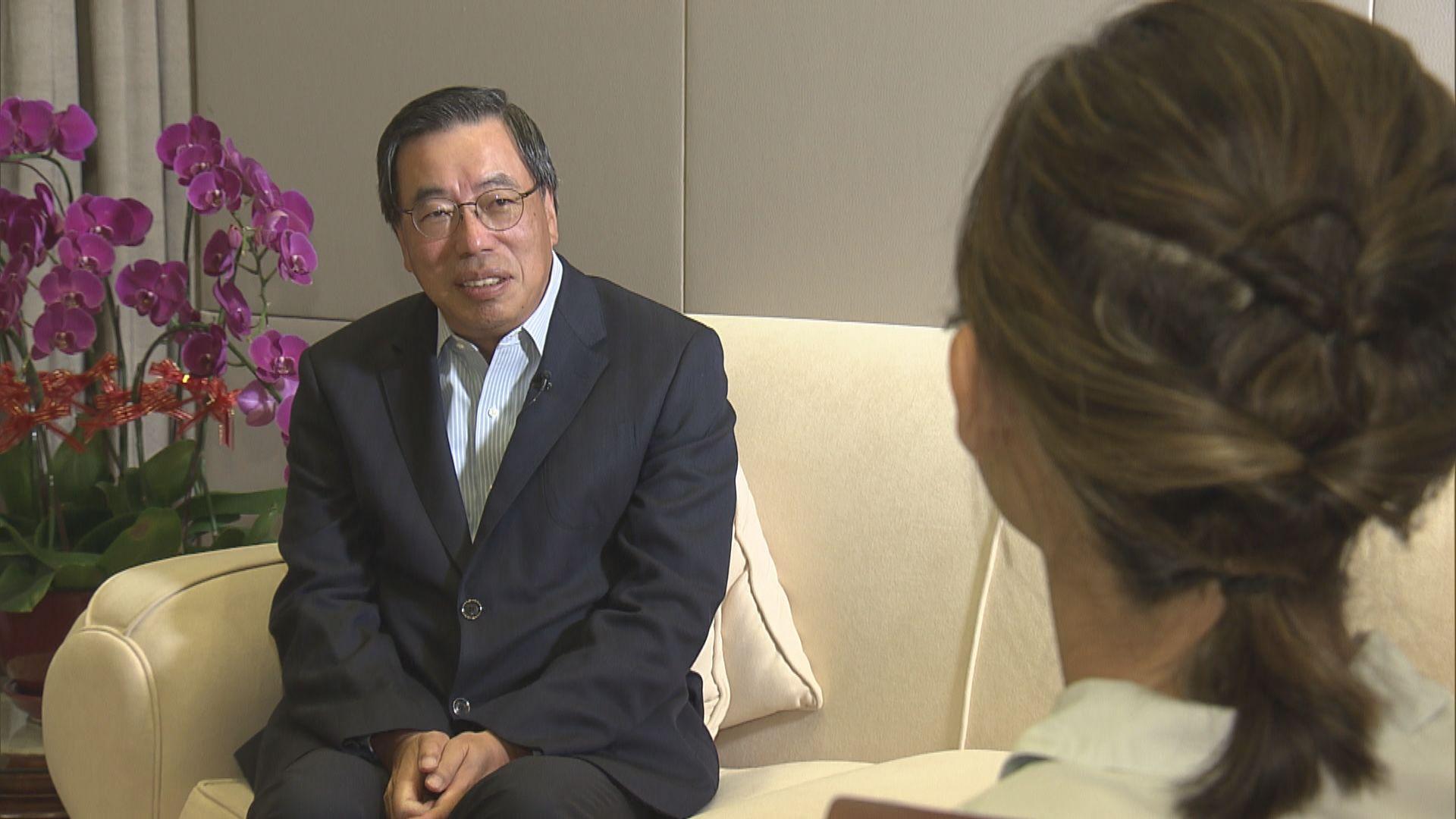 梁君彥專訪︰政治環境致難改善議會關係及形象