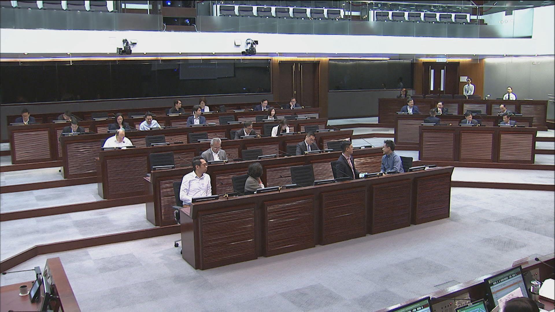 議員關注辯論禁蒙面法或影響司法覆核程序