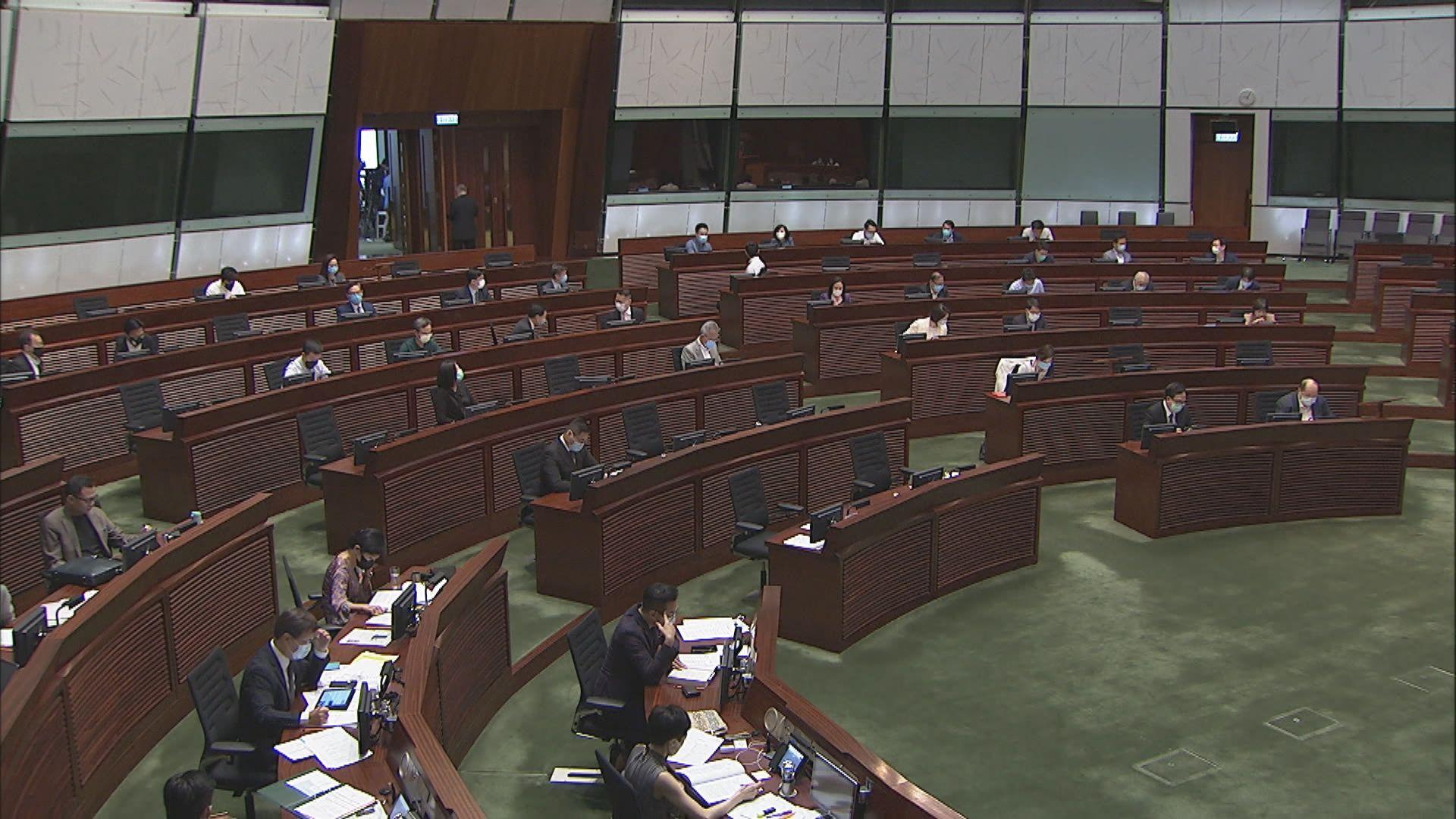 修正案全被否決 預算案料今日三讀表決