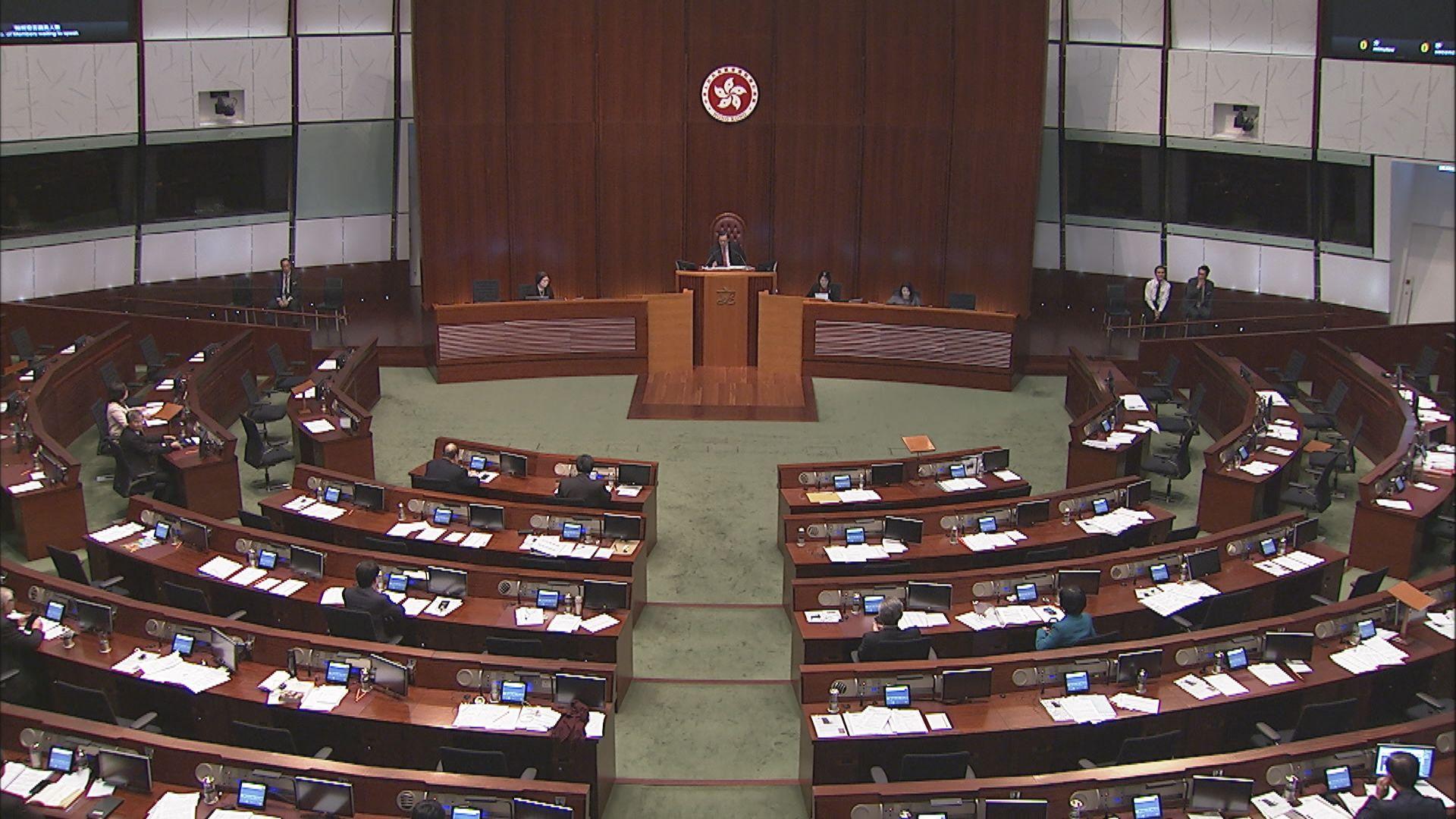 單程證議案因楊岳橋不在席不獲處理