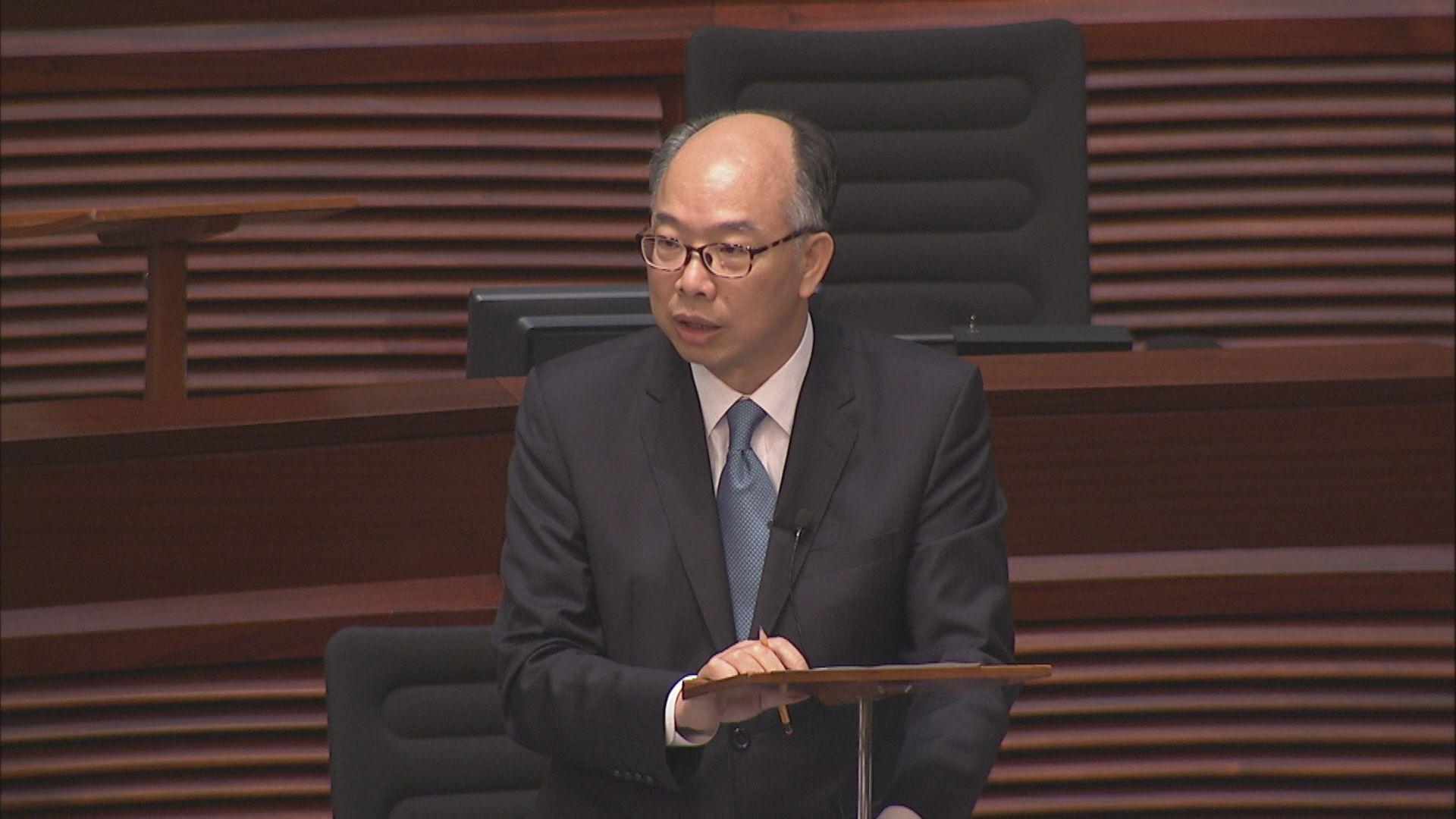 陳帆:港鐵罰款機制不應對營運人員帶來壓力