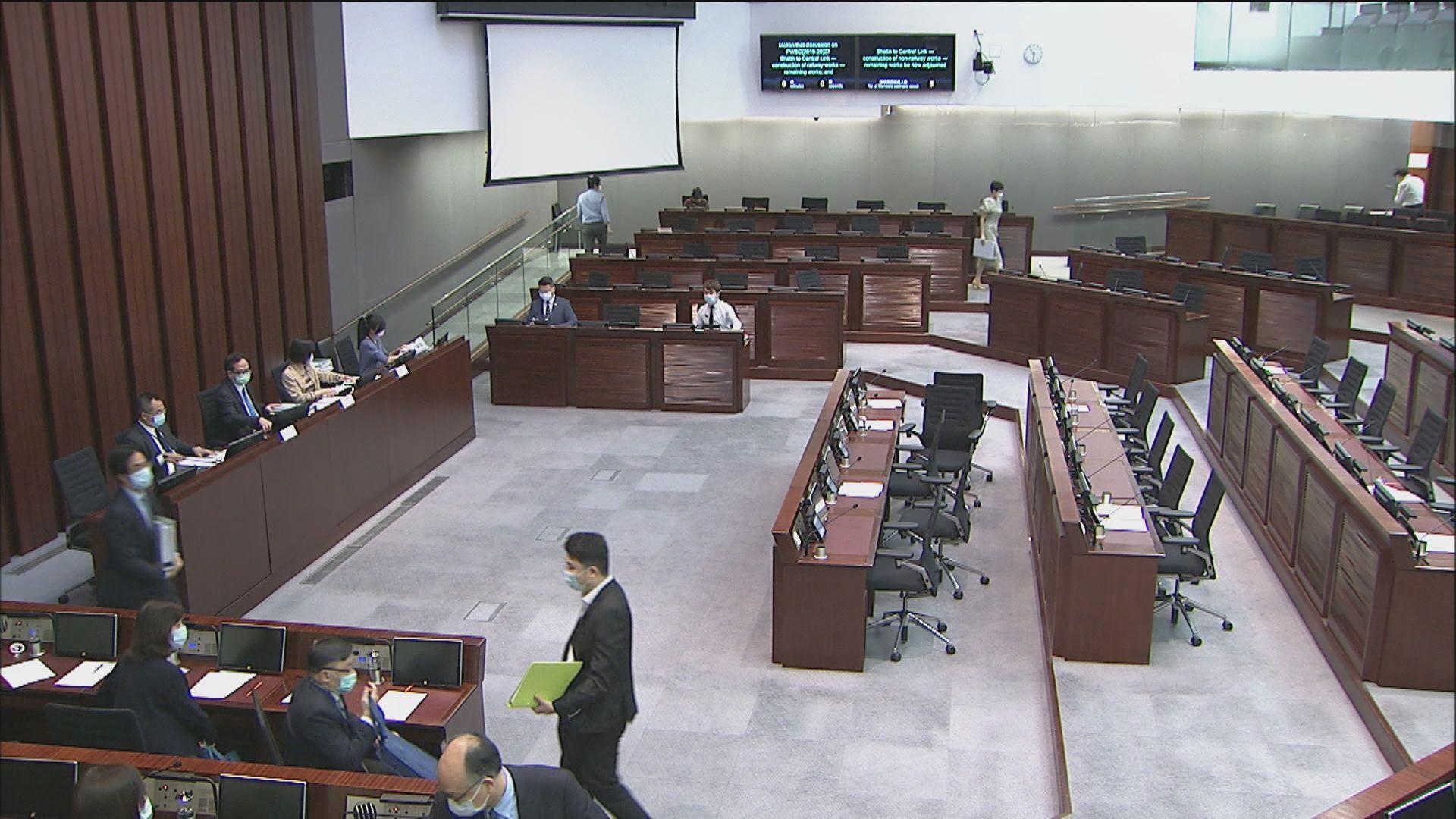 沙中綫工程警官會所重置超支 政府拒公開圖則捱批