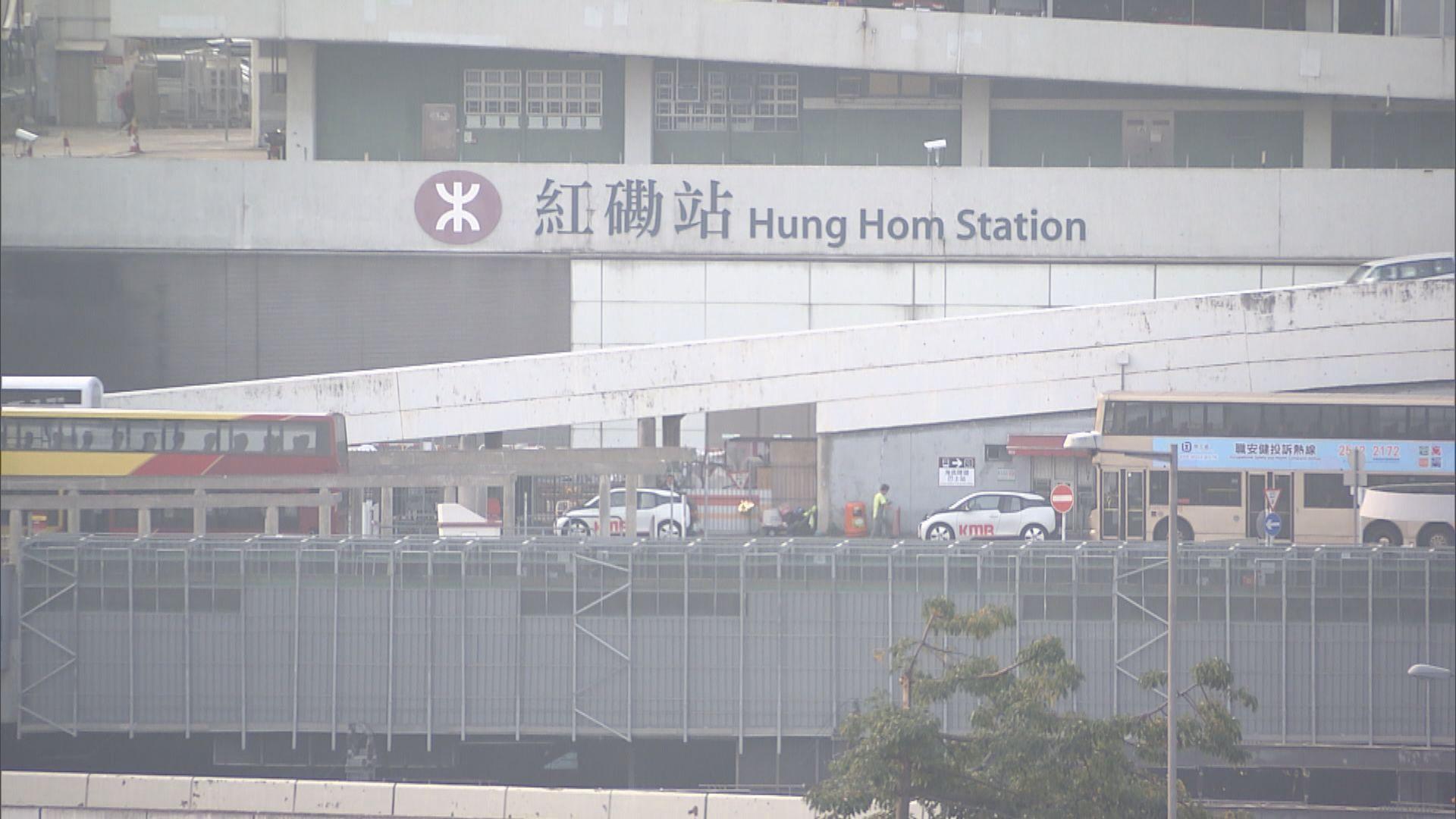 陳帆:已將紅磡站文件缺失事件轉交執法單位