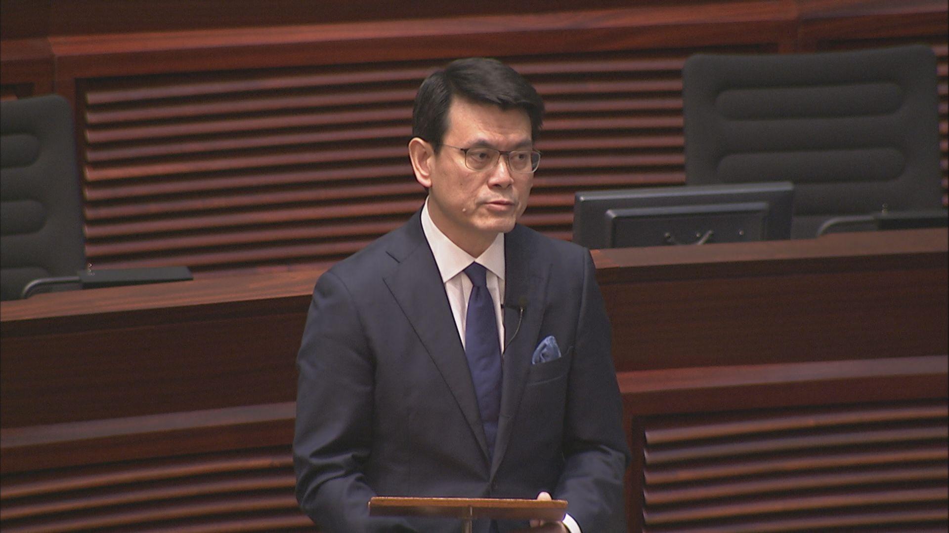 邱騰華:港台編輯自主不受政治影響