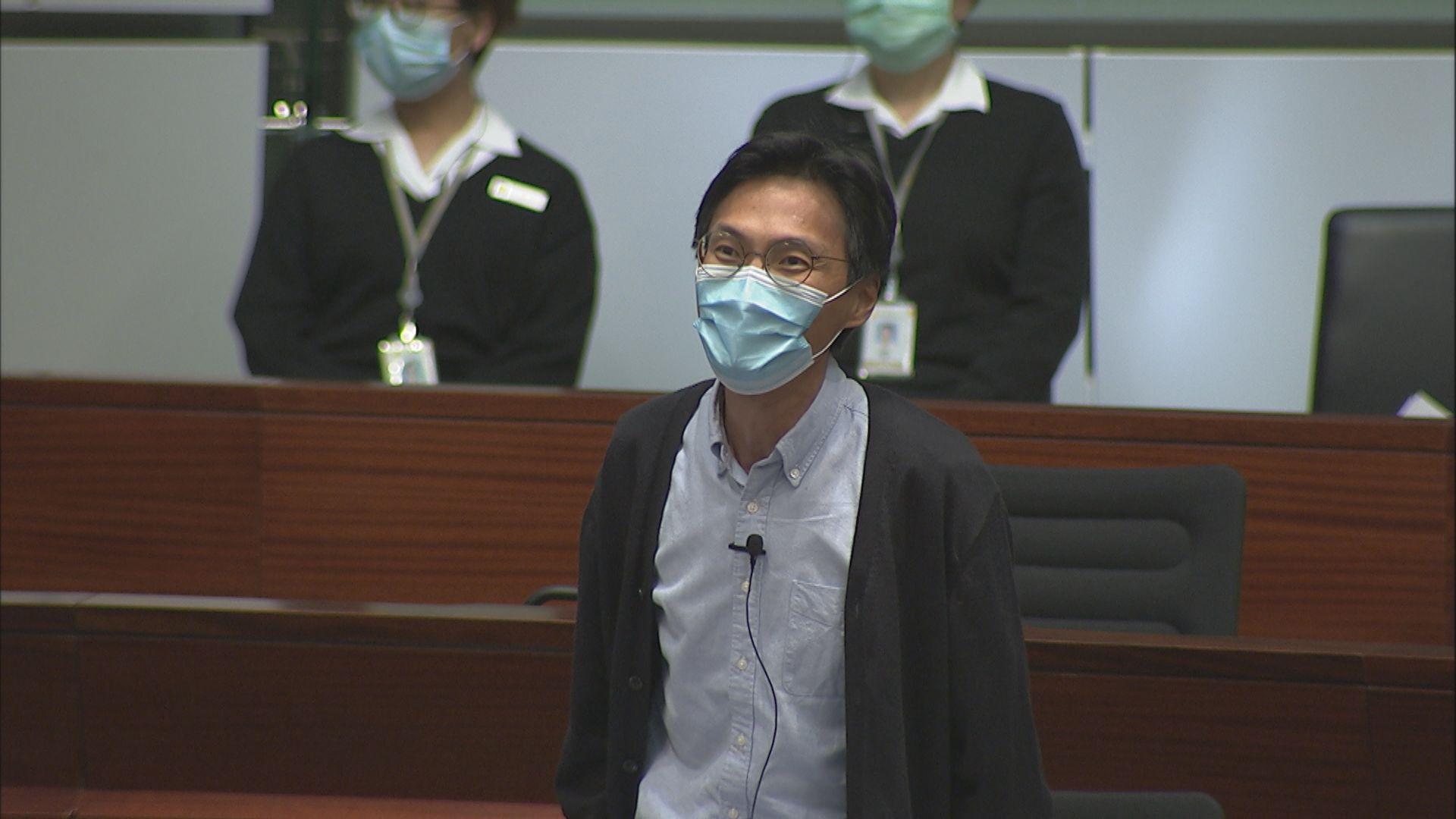 多名民主派議員質疑李慧琼無權主持立法會大會
