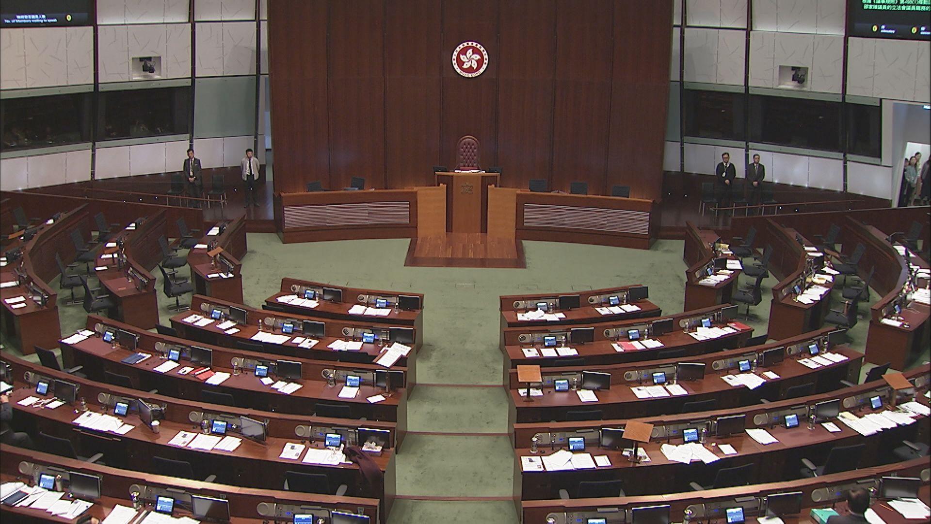 解除陳淑莊和邵家臻議員職務議案全被否決