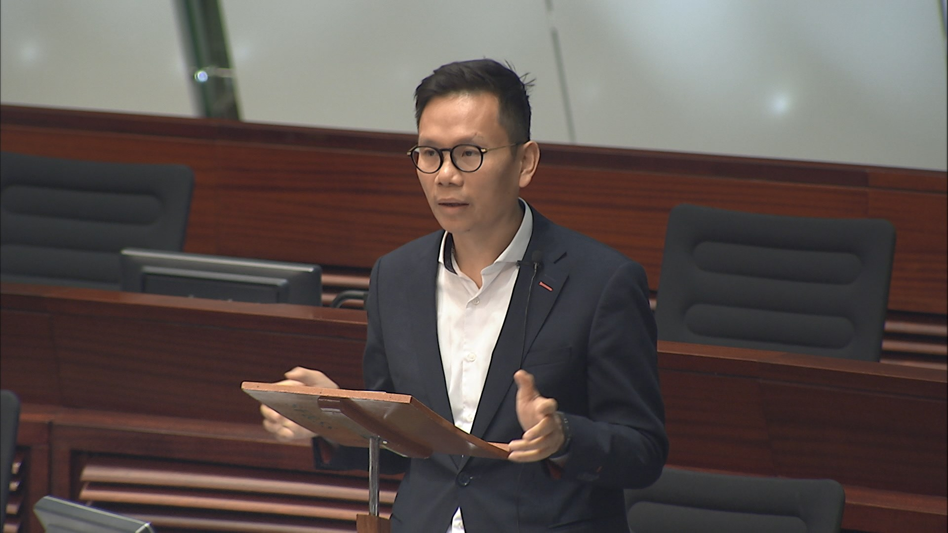 立法會第三日審議稅務寬減 建制派否認拉布