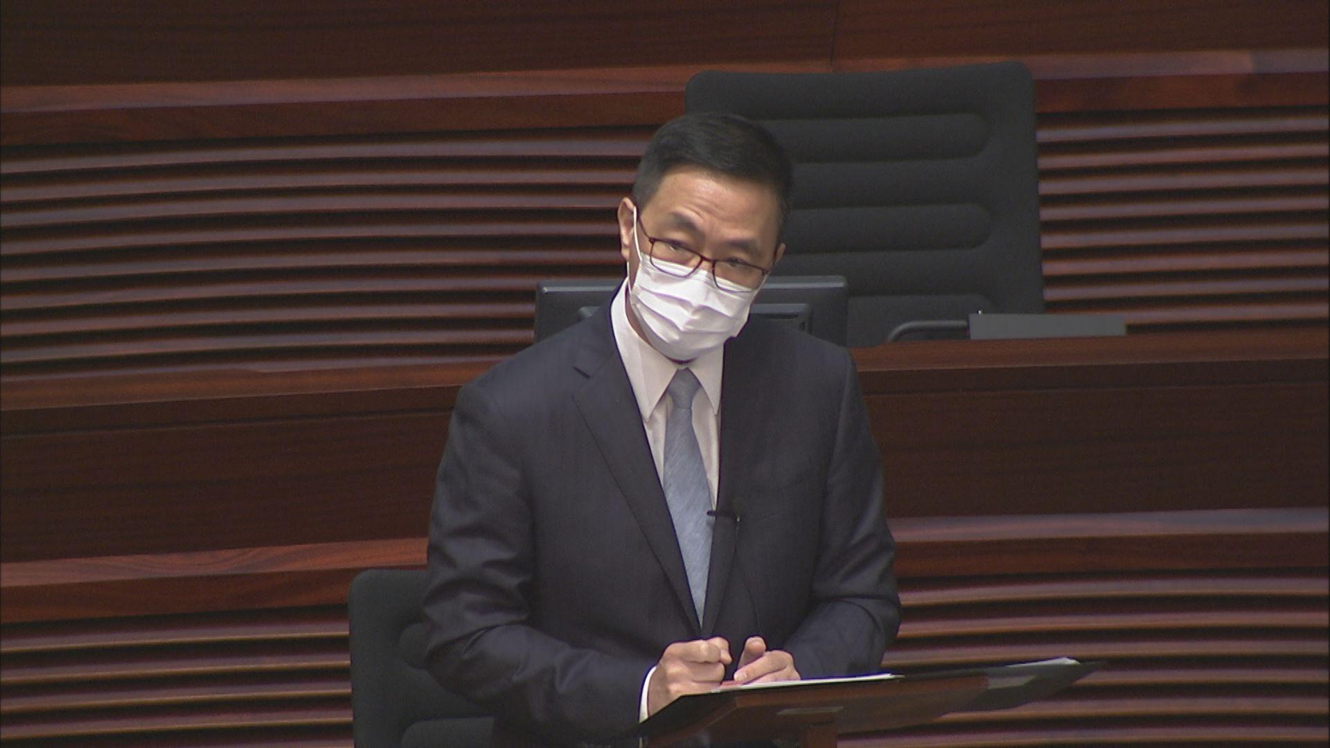 小學教師被取消註冊有教職員遭處分 楊潤雄否認是株連