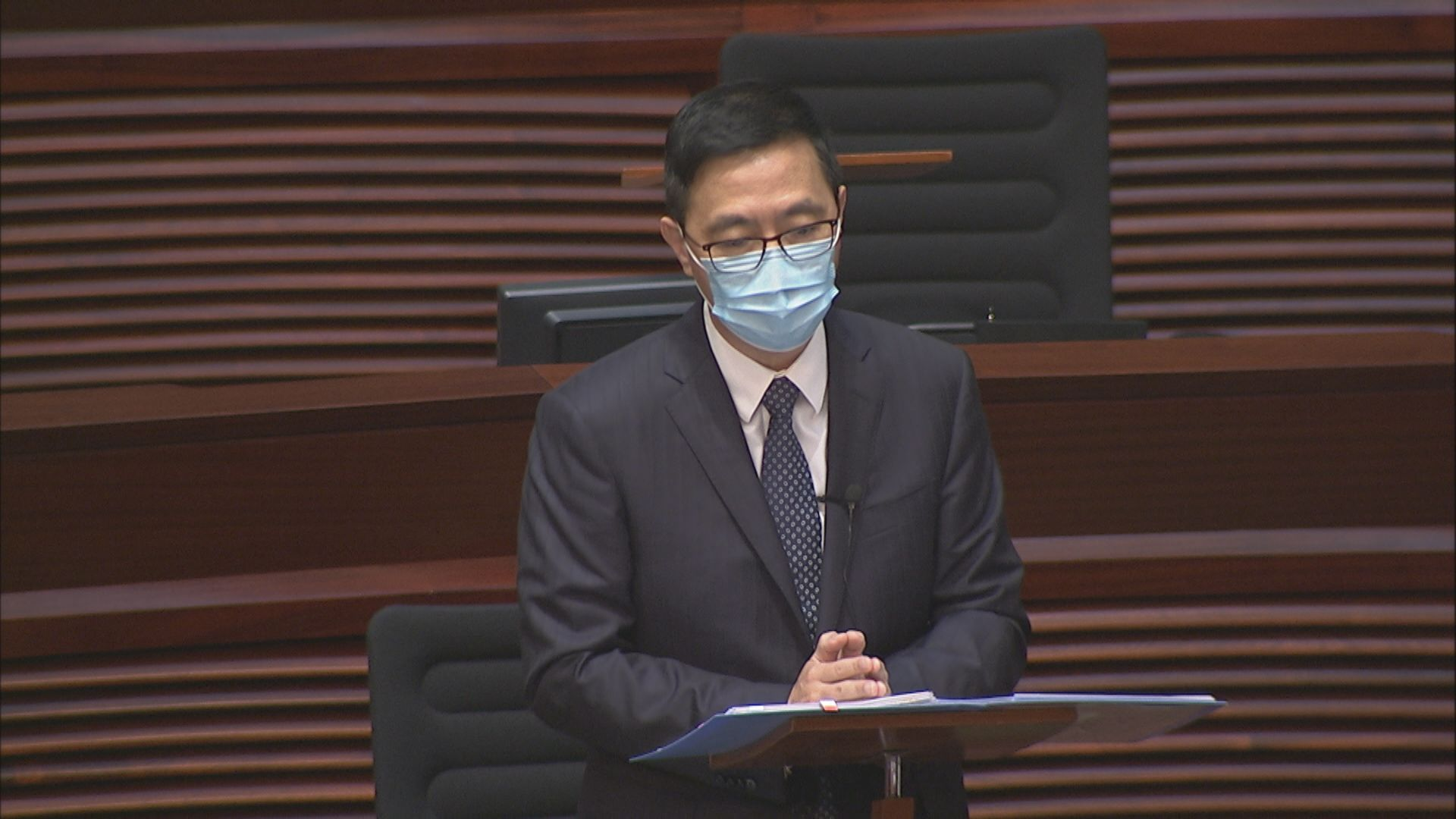 楊潤雄:教師涉反修例暴動等嚴重罪行 校方可著令停職