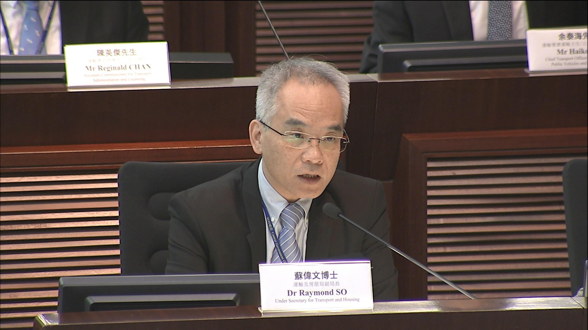 蘇偉文:歡迎科技應用但需守法
