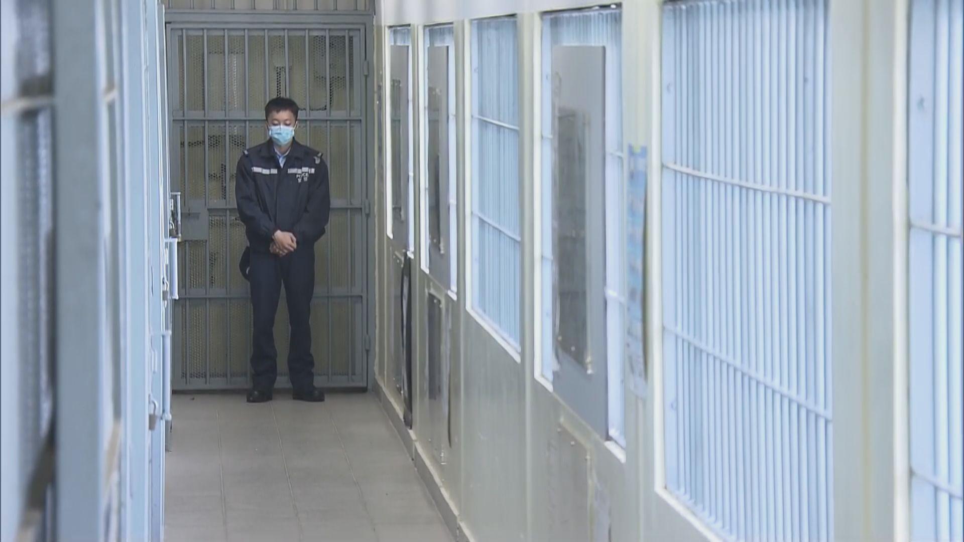 警方︰暫未有計劃再用新屋嶺羈押示威活動被捕者