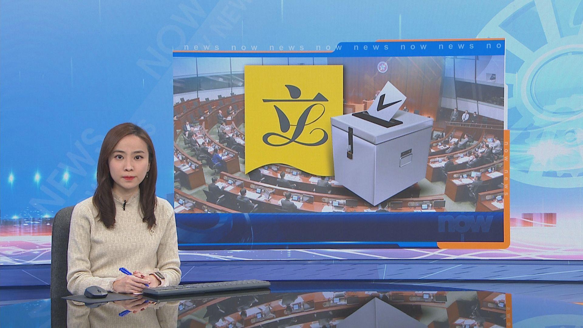 曾國衞冀立法會換屆選舉可落實境外投票