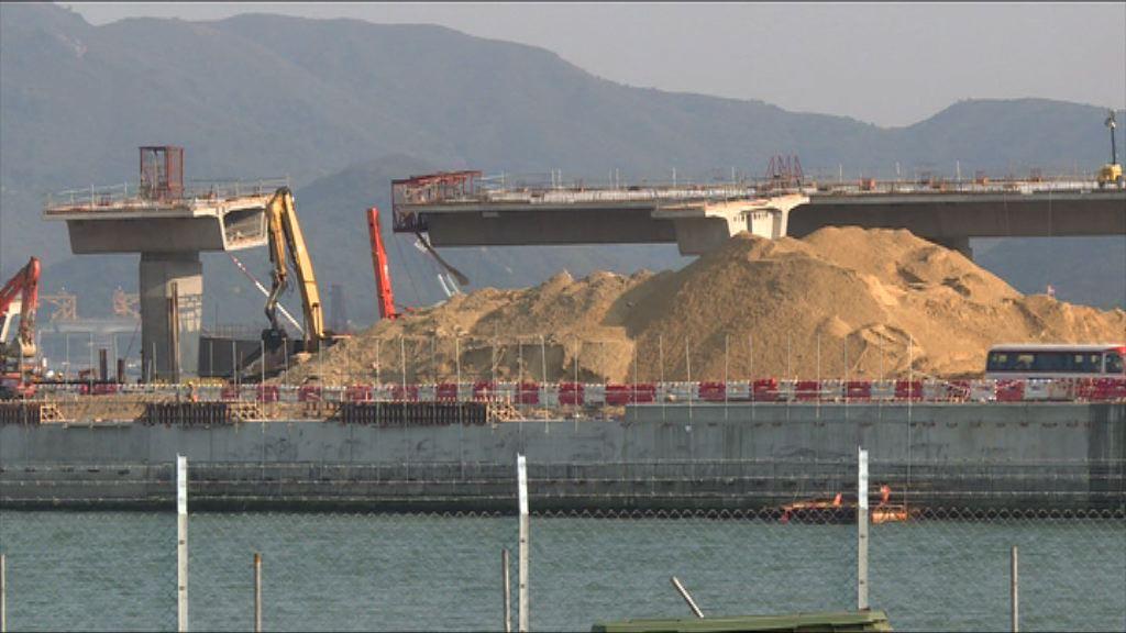 港珠澳大橋承判商涉造假 當局明交代詳情