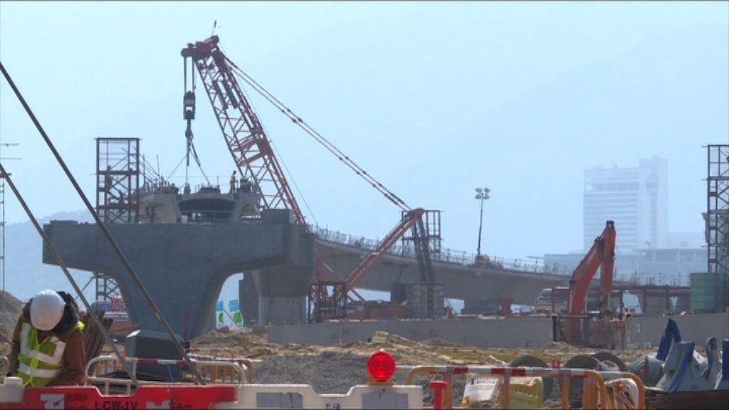 運房局稱上月才獲悉港珠澳大橋測試涉造假