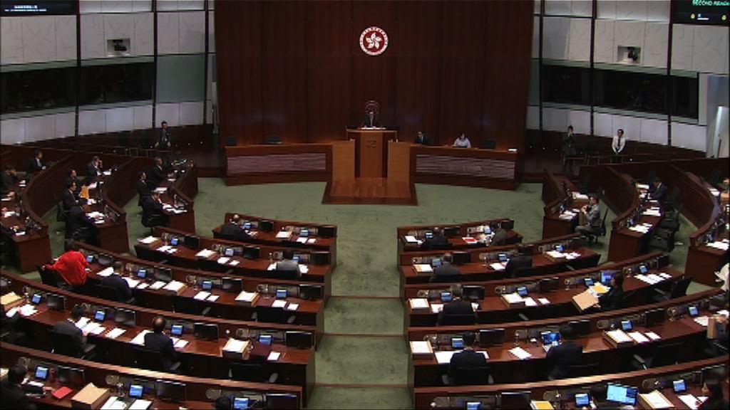 只批185項修正案 梁君彥:部分無意義