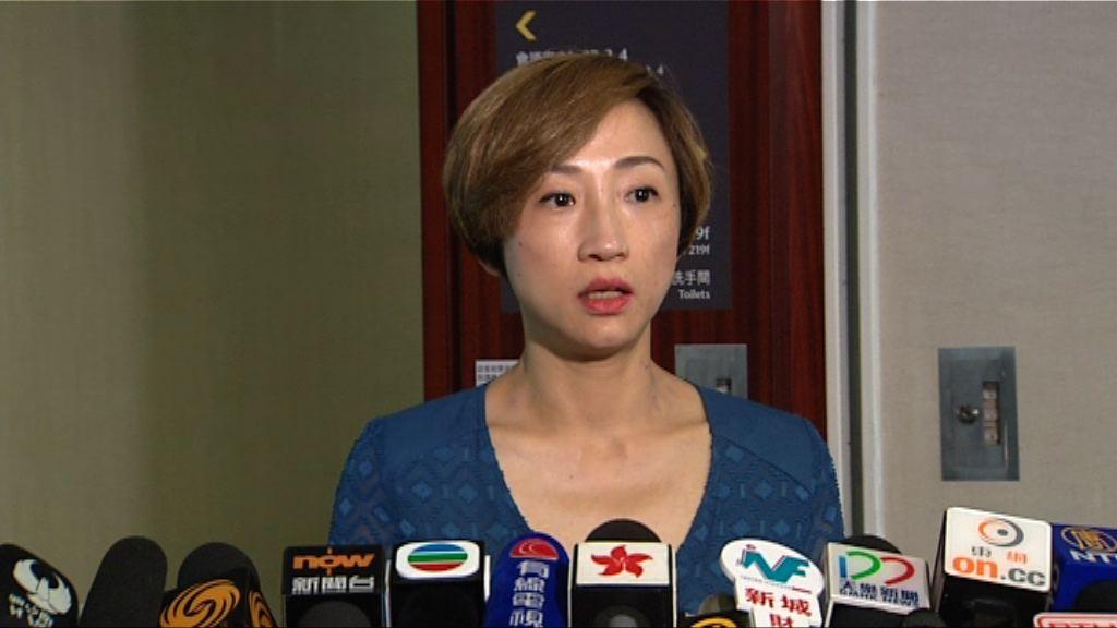 民主及建制派歡迎林鄭與議員會面
