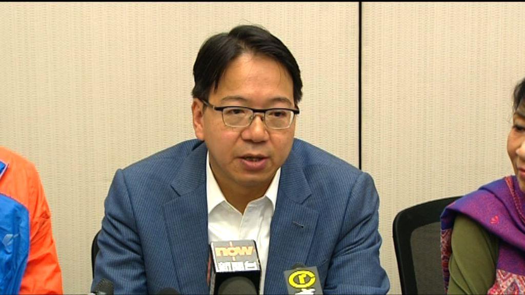 民主派拒參與周二非正式會議