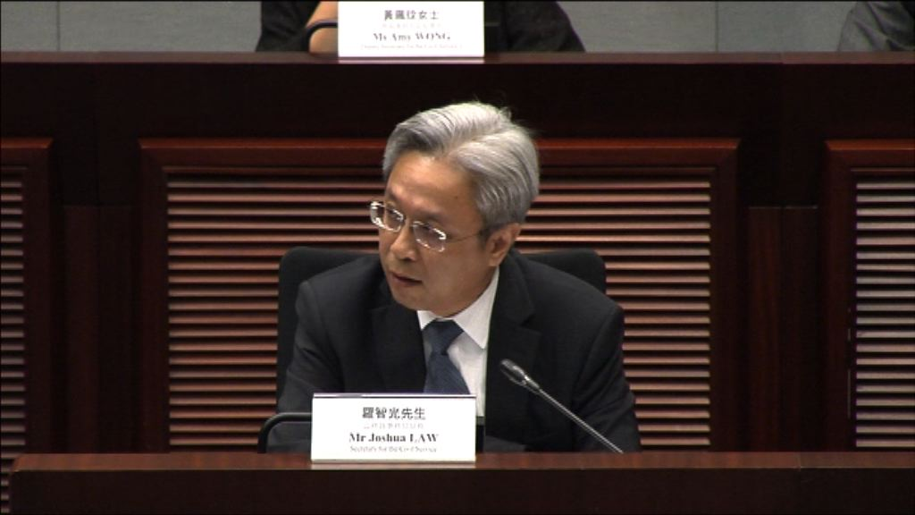 羅智光:公務員學院不會取代內地考察