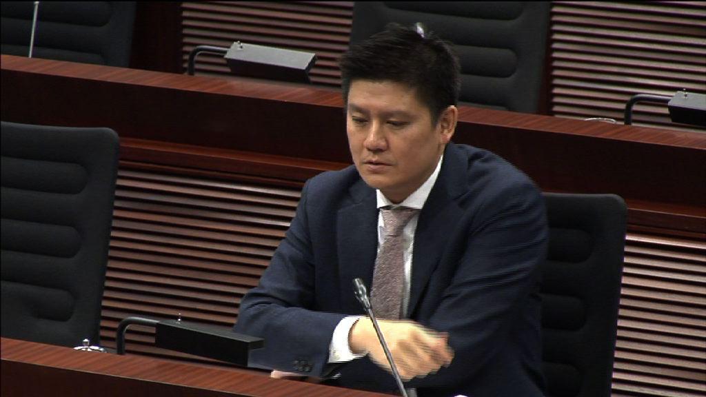 譚文豪:改組後中策組工作欠自主性